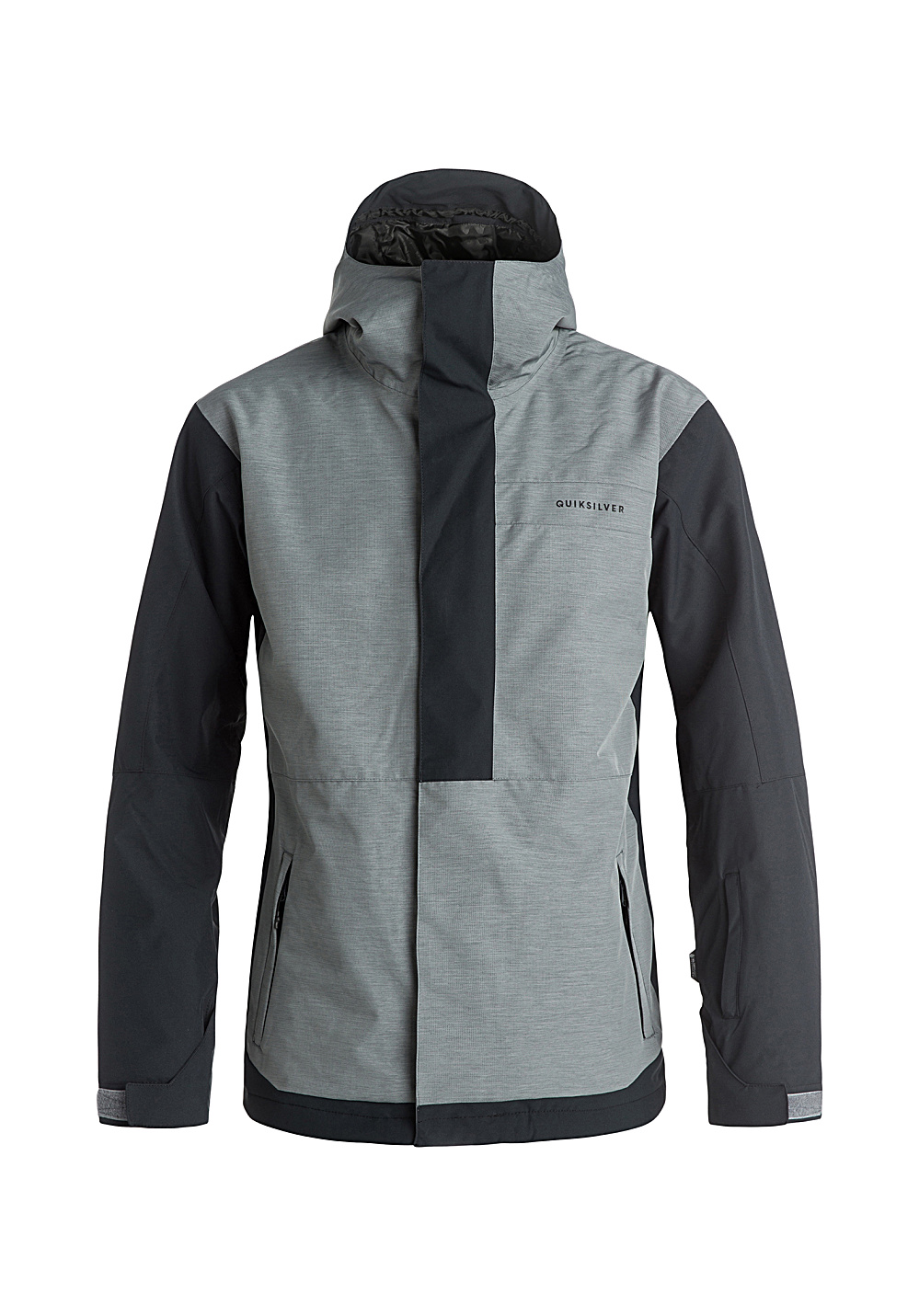 quiksilver ambition veste de snowboard pour homme gris planet sports. Black Bedroom Furniture Sets. Home Design Ideas
