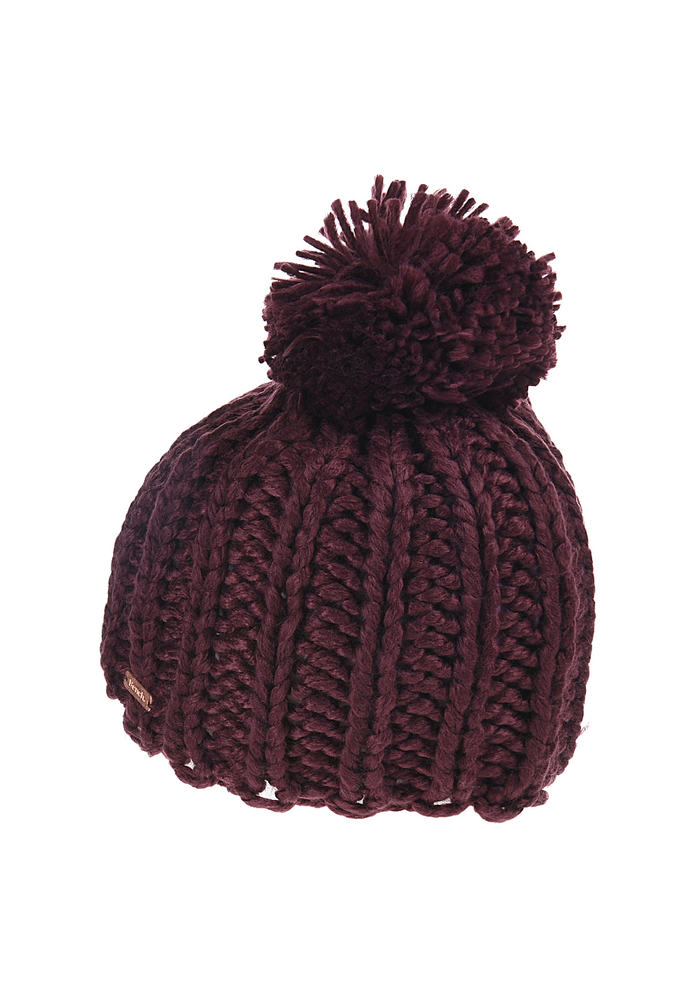 3fa73096e27 BENCH Heedful - Beanie for Women - Red - Planet Sports