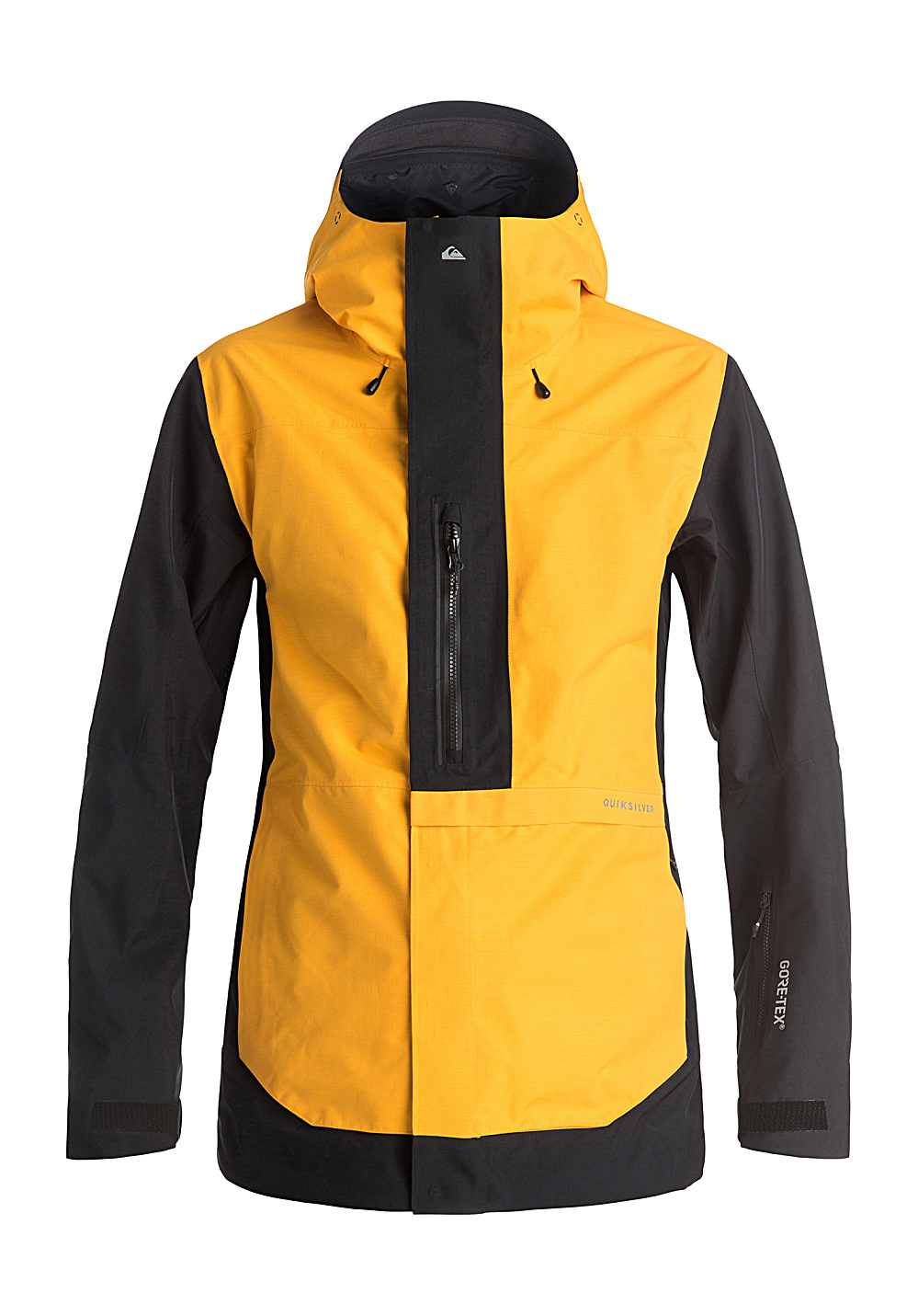 quiksilver travis rice exhibition veste de snowboard pour homme jaune planet sports. Black Bedroom Furniture Sets. Home Design Ideas