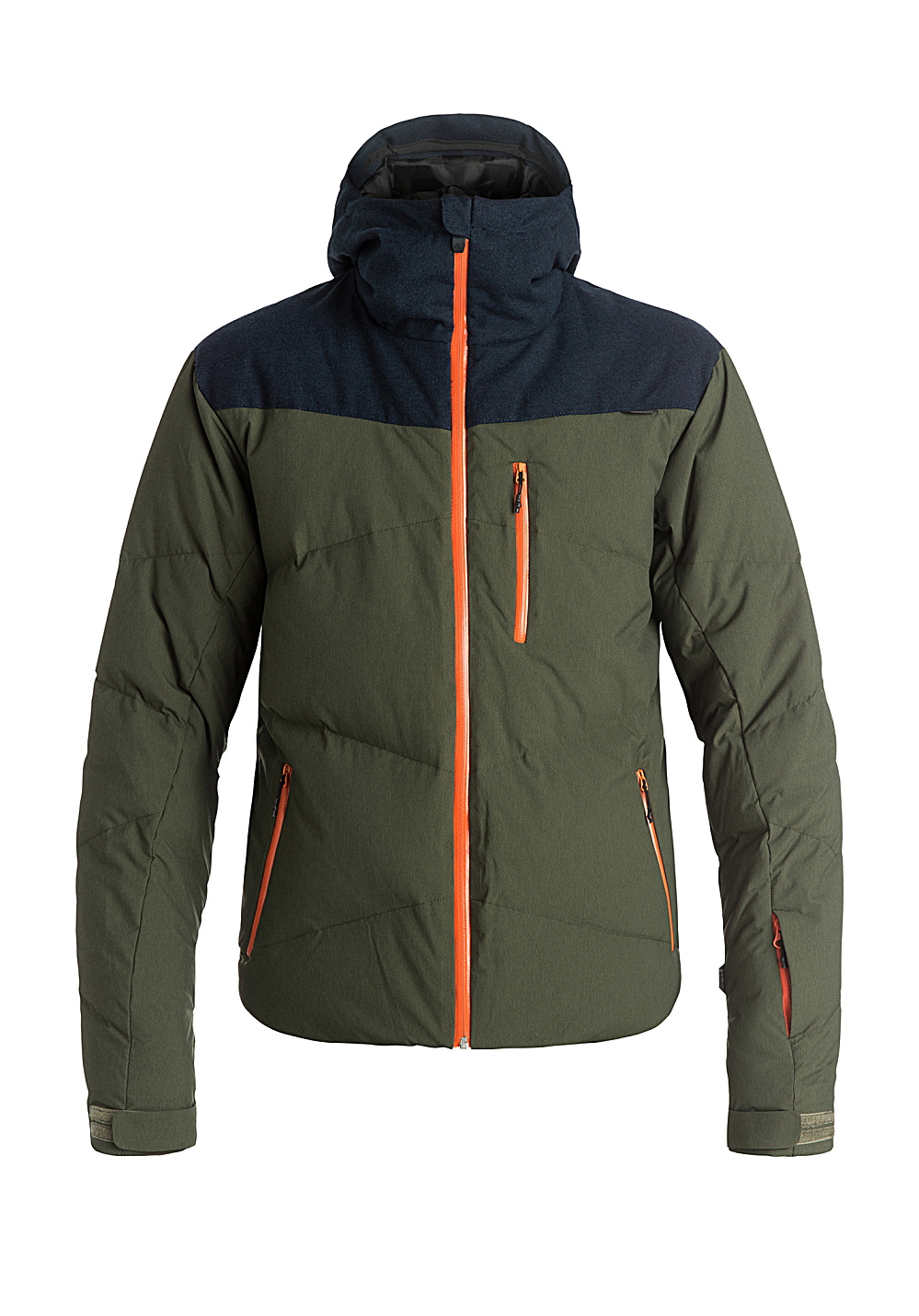 quiksilver ultimate veste de snowboard pour homme beige planet sports. Black Bedroom Furniture Sets. Home Design Ideas