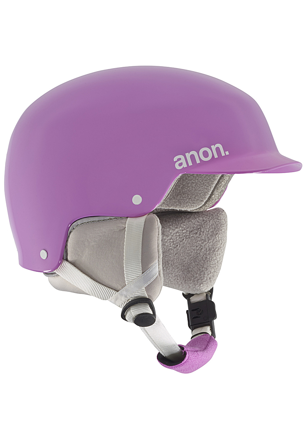 Anon Scout Snowboard Helm - Pink - XL