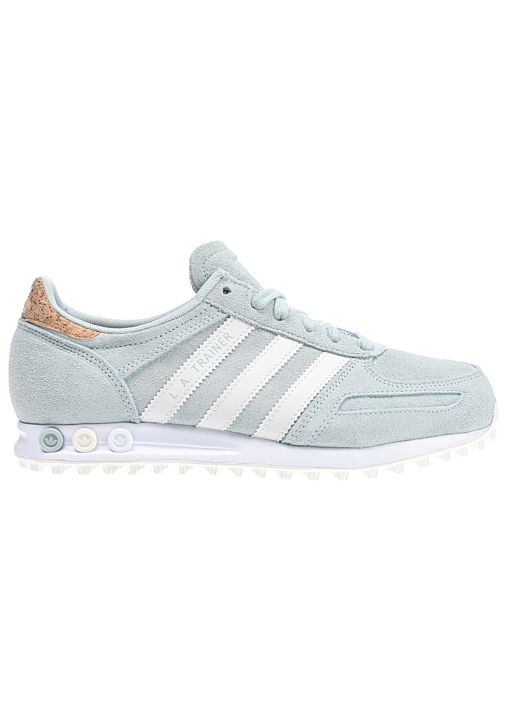 ADIDAS ORIGINALS La Trainer - Sneakers voor Dames - Groen
