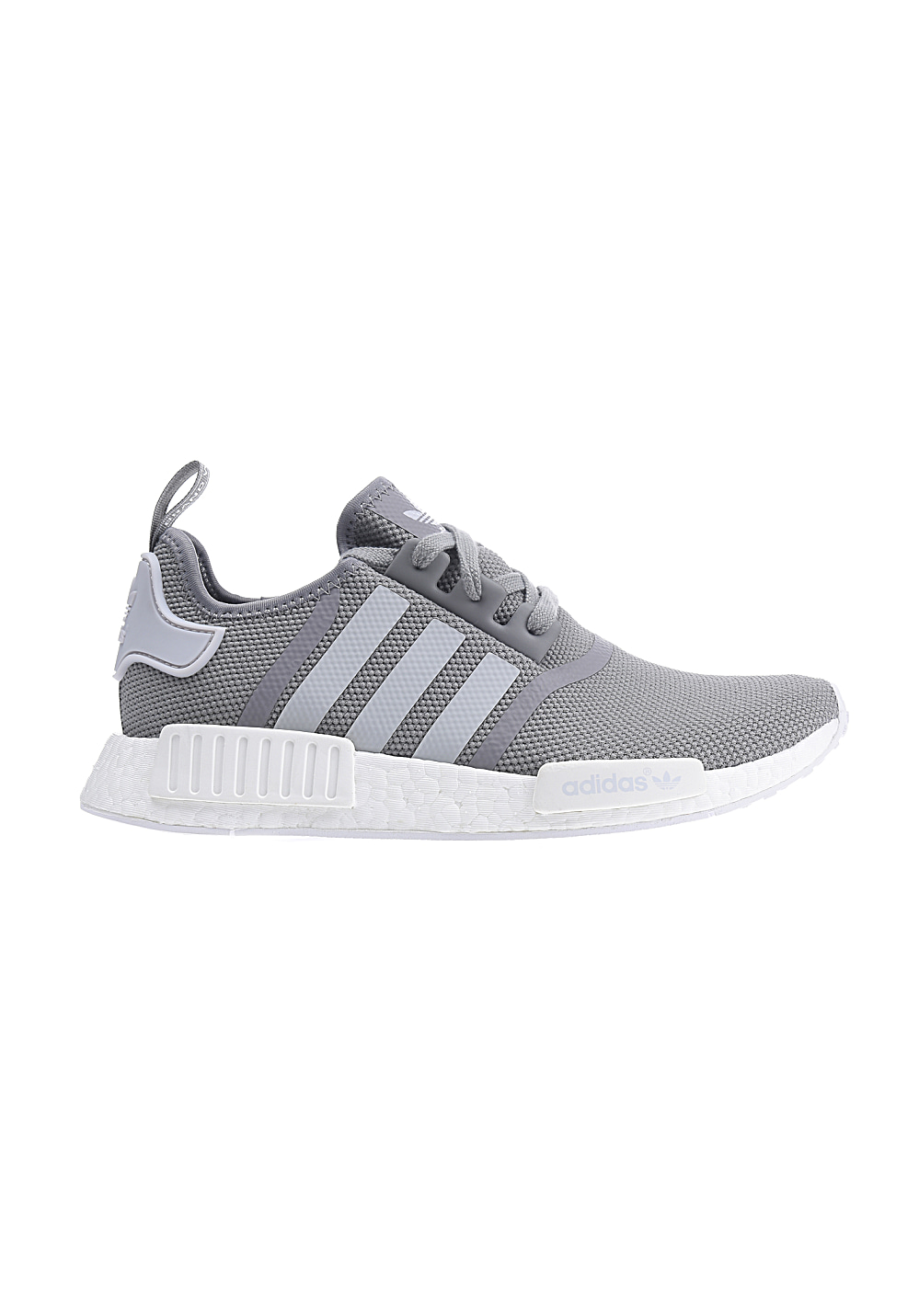 adidas nmd r1 baskets pour homme gris planet sports. Black Bedroom Furniture Sets. Home Design Ideas