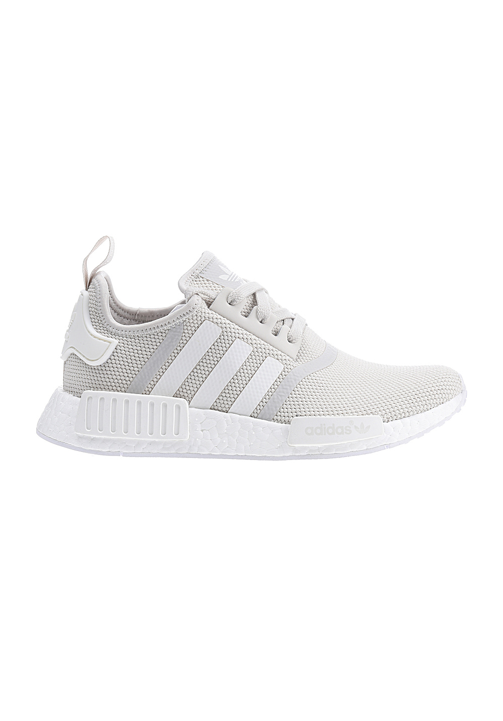 adidas nmd r1 baskets pour femme beige planet sports. Black Bedroom Furniture Sets. Home Design Ideas