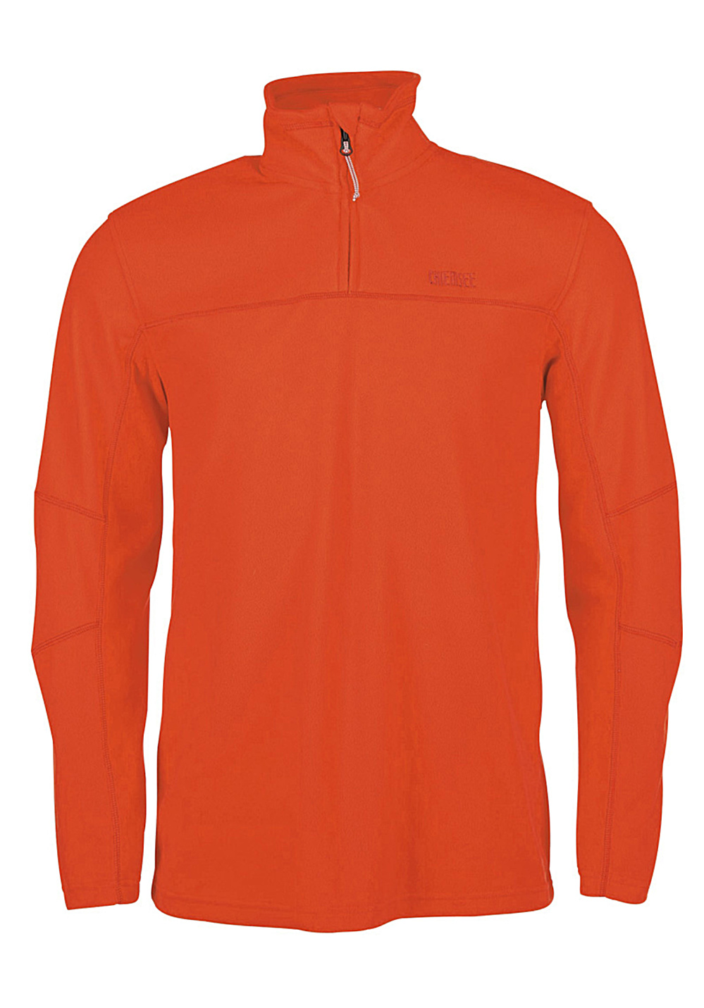 Chiemsee Haroon 2 - Outdoorpullover für Herren - Orange - M