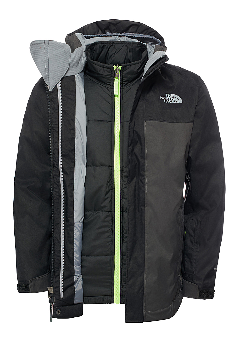 82613c276e4a Next. This product is currently out of stock. THE NORTH FACE. Boundary  Triclimate - Functional Jacket for Kids Boys
