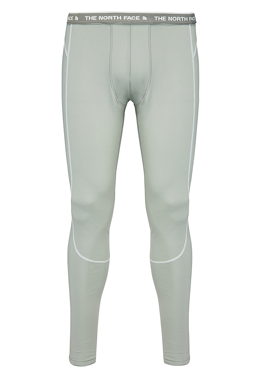 f87818201 THE NORTH FACE WarTights - Thermal Underwear for Men - Grey