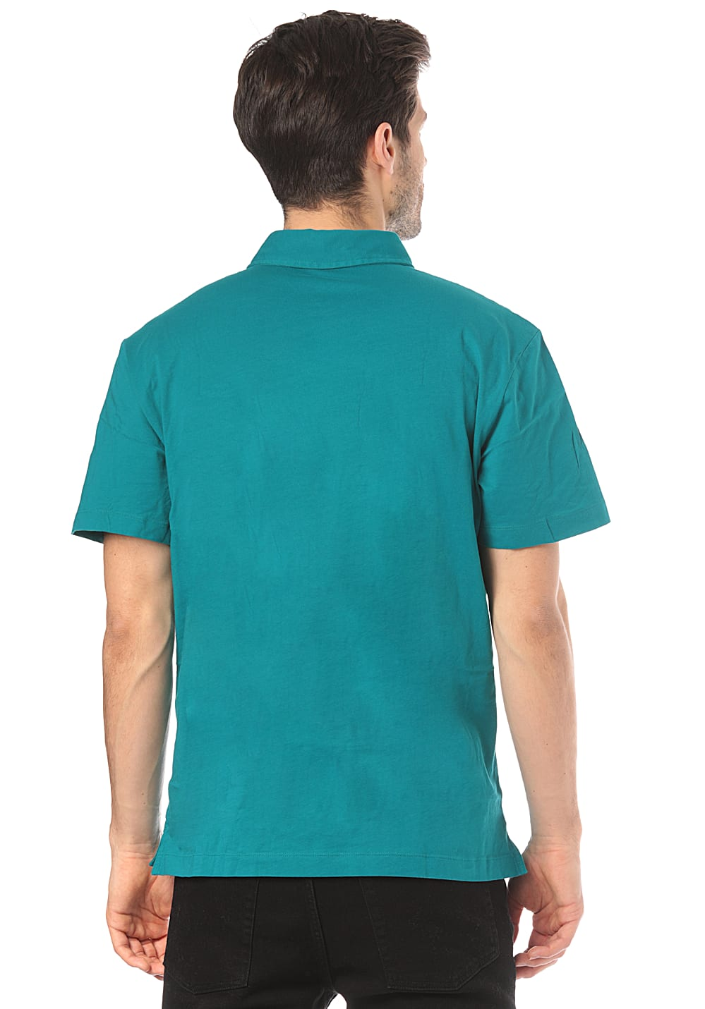 24f43848 Next. PATAGONIA. Trout Fitz Roy - Polo Shirt for Men. €49.95. incl. VAT  plus shipping costs. Size Chart