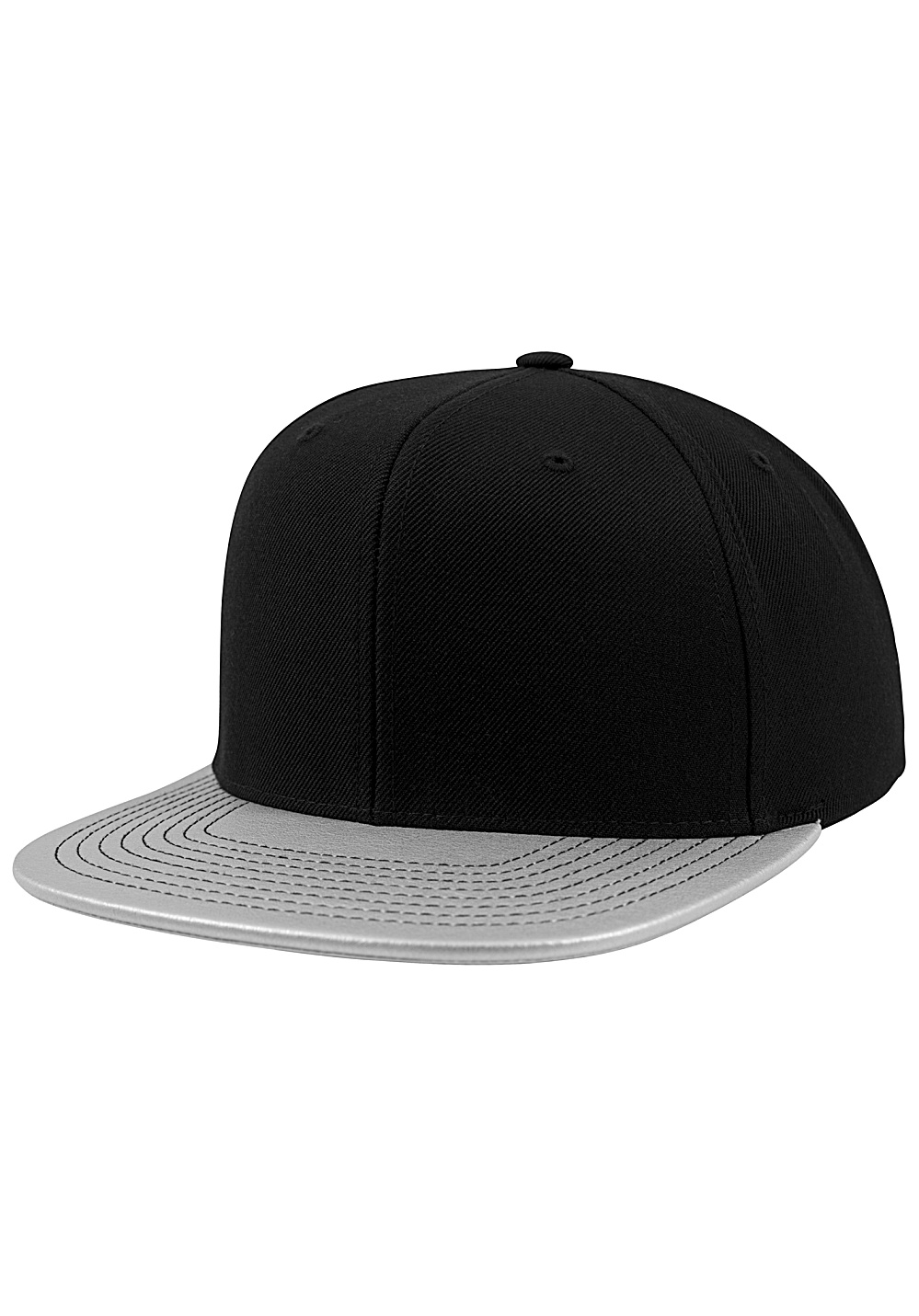 b7eaa178d2f ... FLEXFIT Metallic Visor - Snapback Cap - Black. Back to Overview. 1  2   3  4. Previous