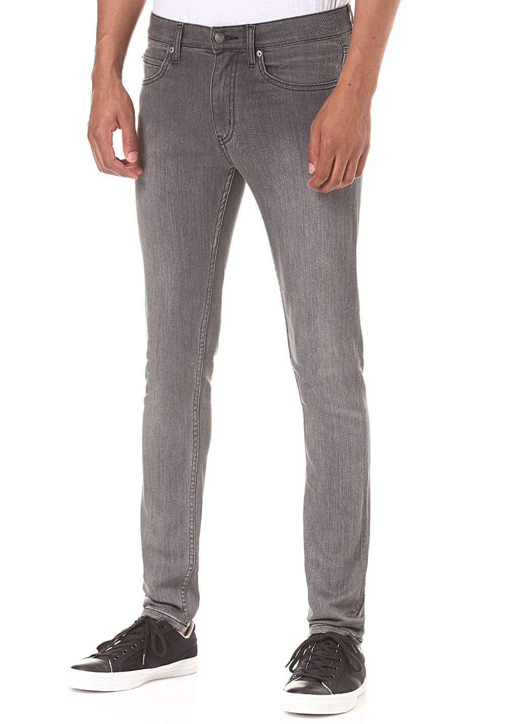 Cheap MondayTight - Denim Jeans for Men - Grey good ...