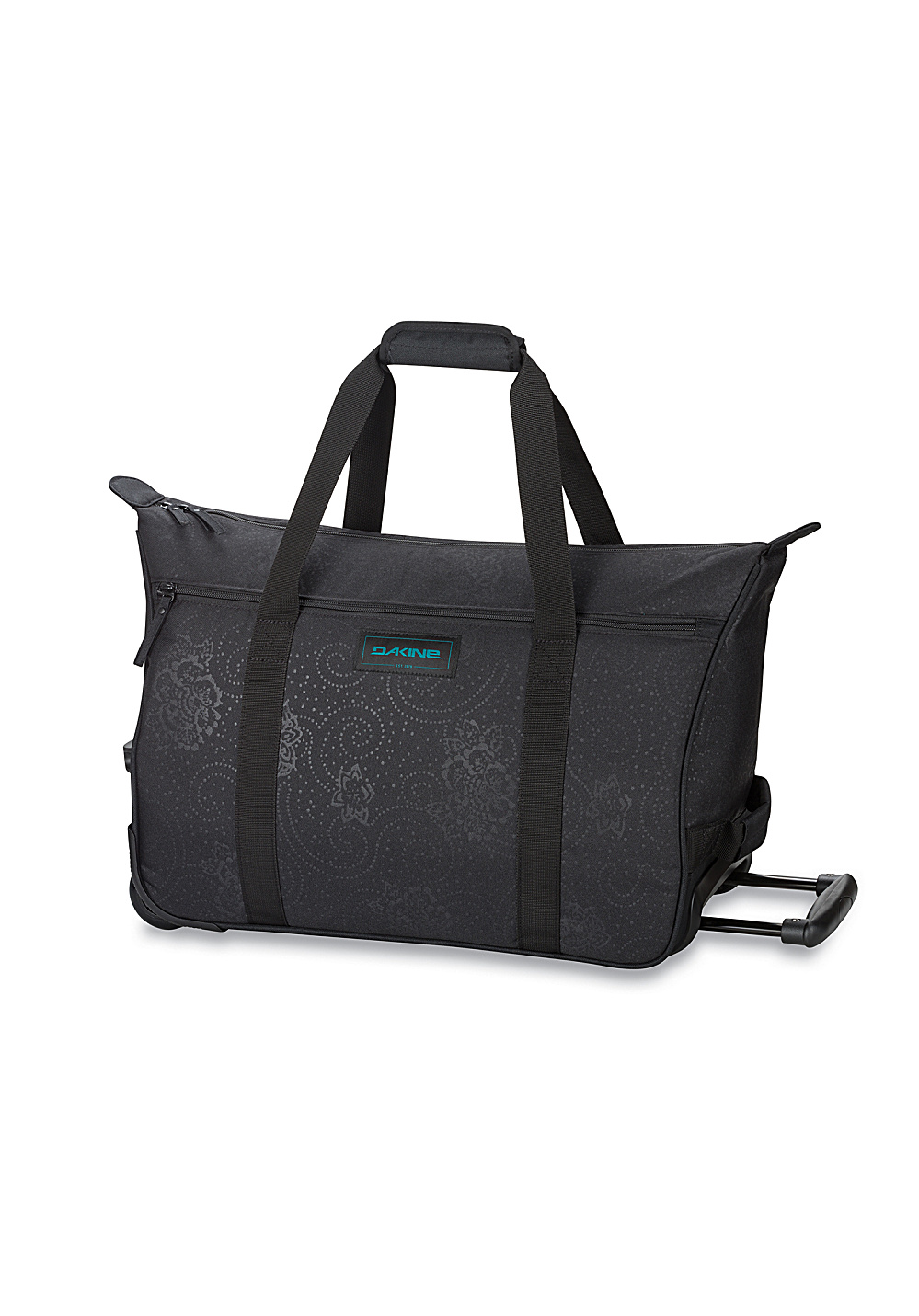 dakine valise 35l sac de voyage pour femme noir planet sports. Black Bedroom Furniture Sets. Home Design Ideas