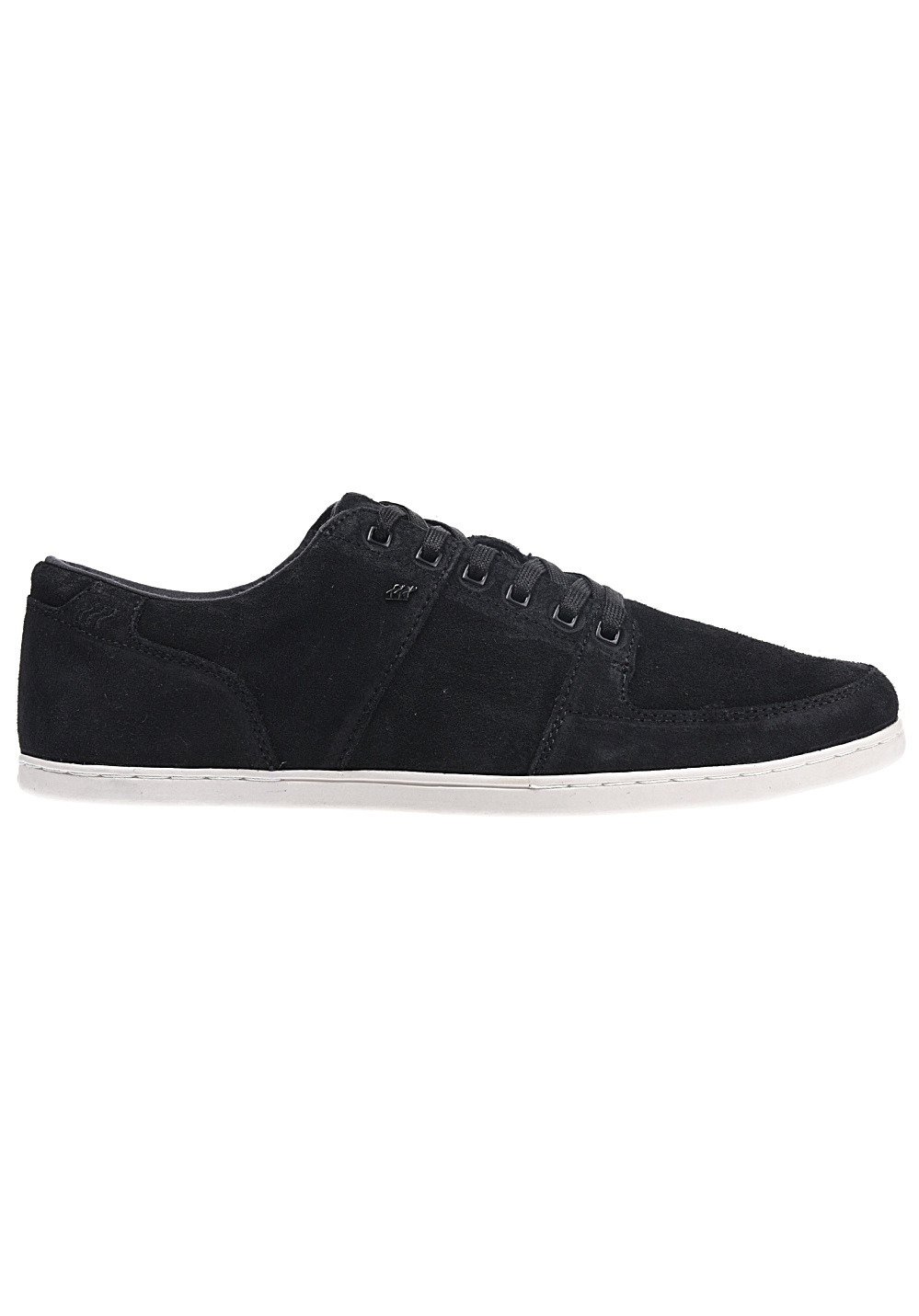 ... BOXFRESH Spencer Waxed Suede - Sneakers for Men - Black. Previous