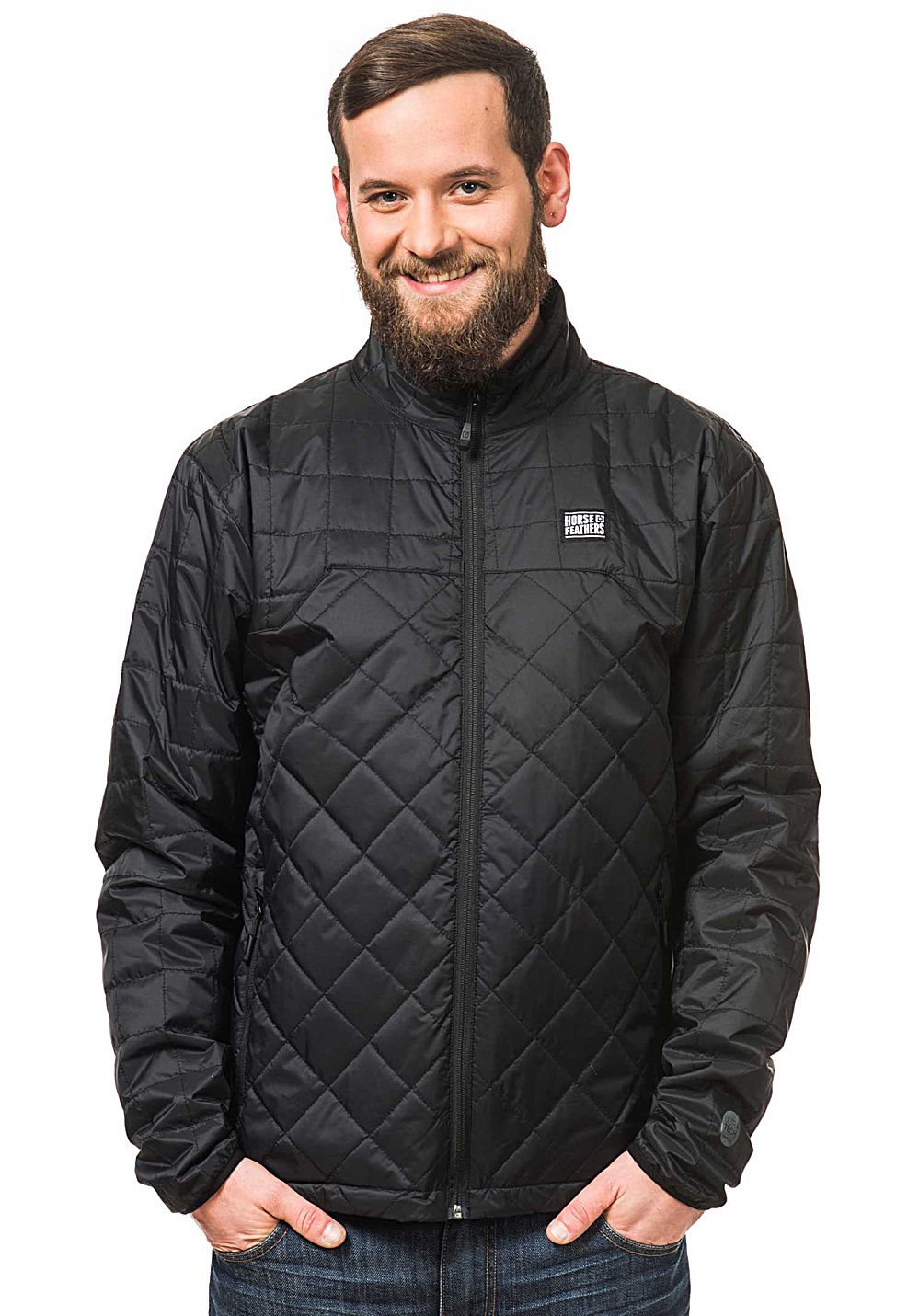 Walsh Men Black Functional Horsefeathers Sports Planet Jacket For gxwAvqZ