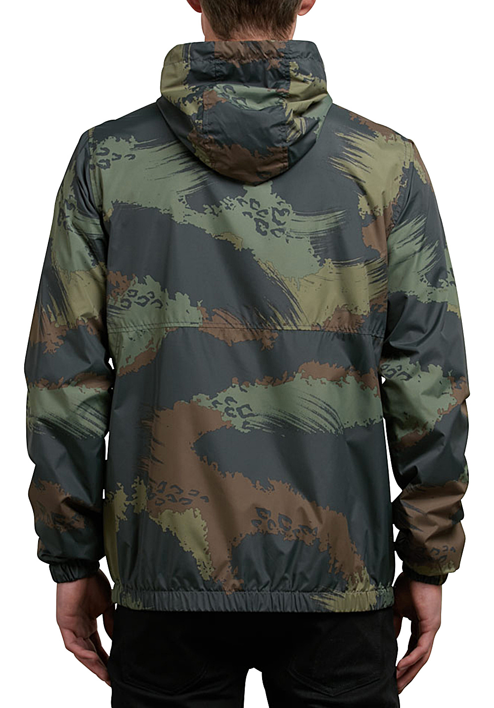ccedf769f93c4 Volcom Ermont - Jacket for Men - Camo - Planet Sports