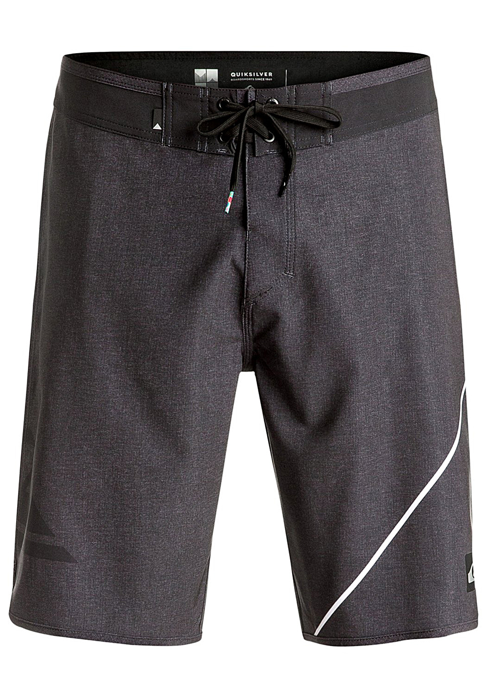 21d0b724d1 Quiksilver New Wave Everyday 20 - Boardshorts for Men - Black - Planet  Sports