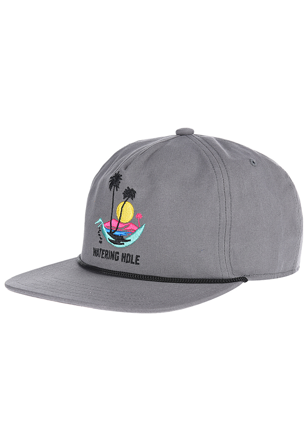 b838a73ce61 Coal The Great Outdoors - Cap for Men - Grey - Planet Sports