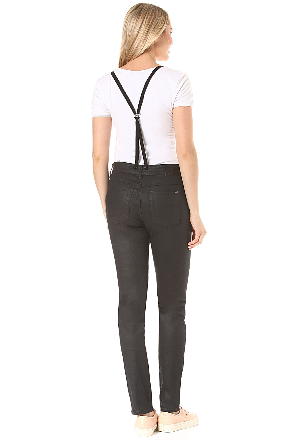 855688a91ac Next. -15%. This product is currently out of stock. G-STAR. 3301 Hw Skinny  Jumpsuit W Pintt Fem Black Stretch D - Jumpsuit for Women