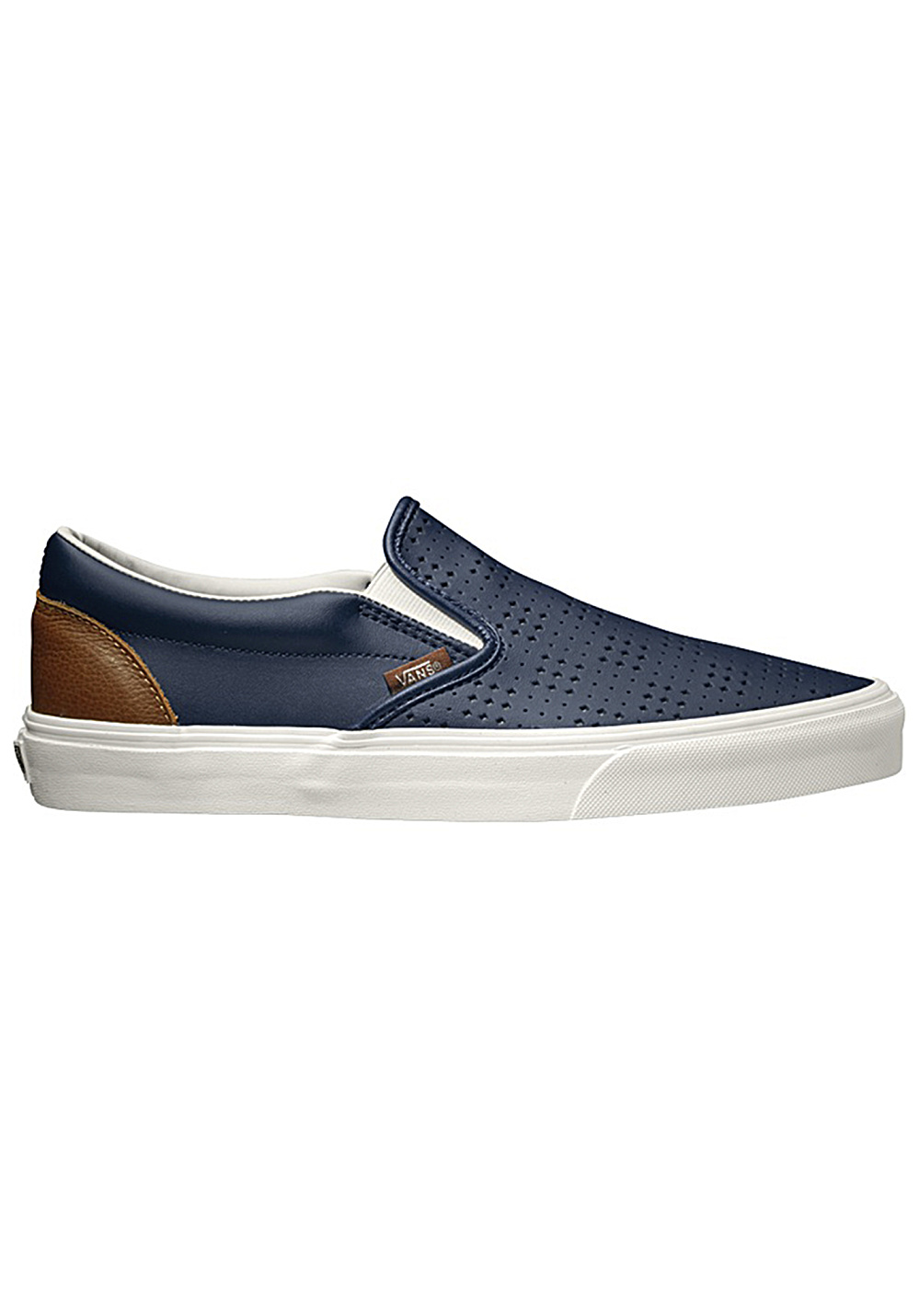 76bf3d9c15a201 ... Vans Classic - Slip-Ons - Blue. Back to Overview. -40%