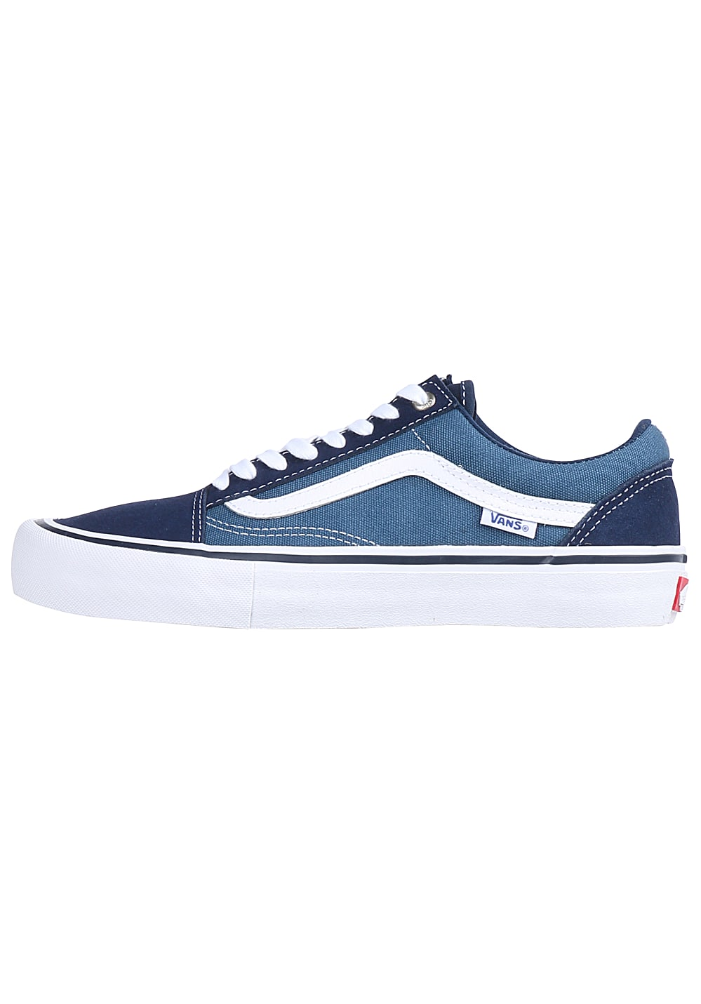 b48bfc5d0175c Vans Old Skool Pro - Zapatillas para Hombres - Azul - Planet Sports