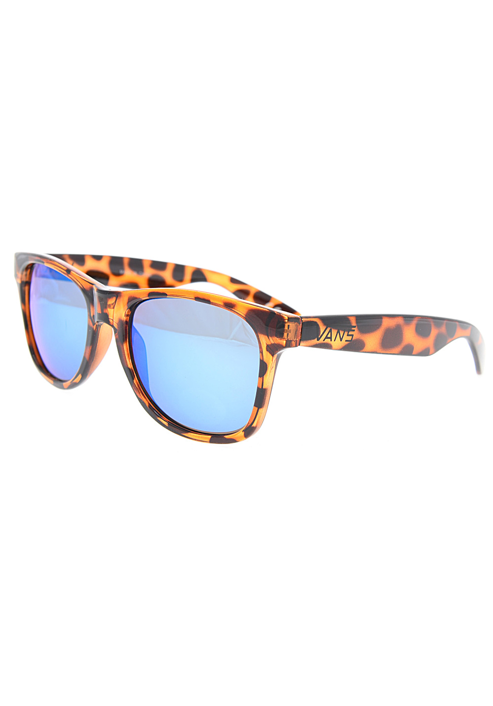 36f3b9df0d Vans Spicoli 4 Shades - Sunglasses for Men - Brown - Planet Sports