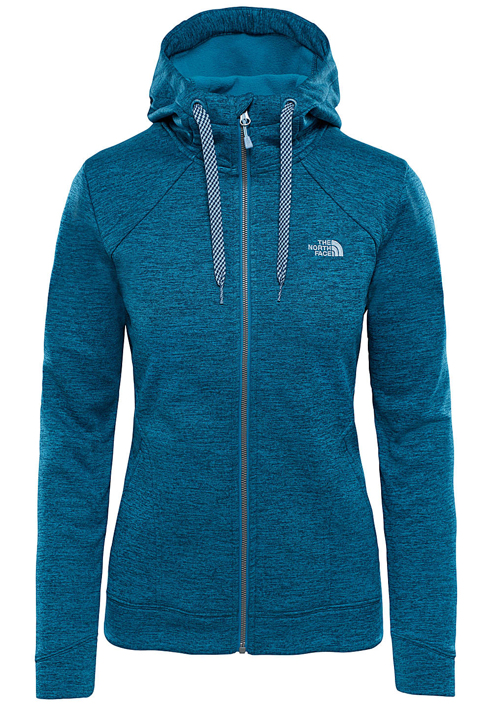 The North Face, Felpa con Cappuccio Donna Kutum