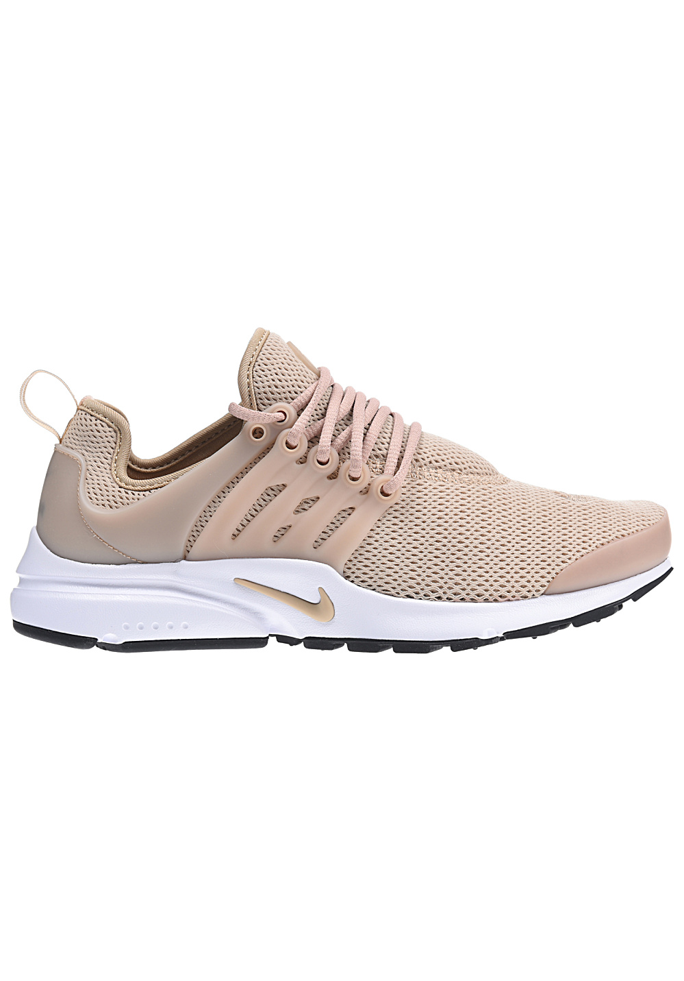nike sportswear air presto sneakers for women beige planet sports. Black Bedroom Furniture Sets. Home Design Ideas