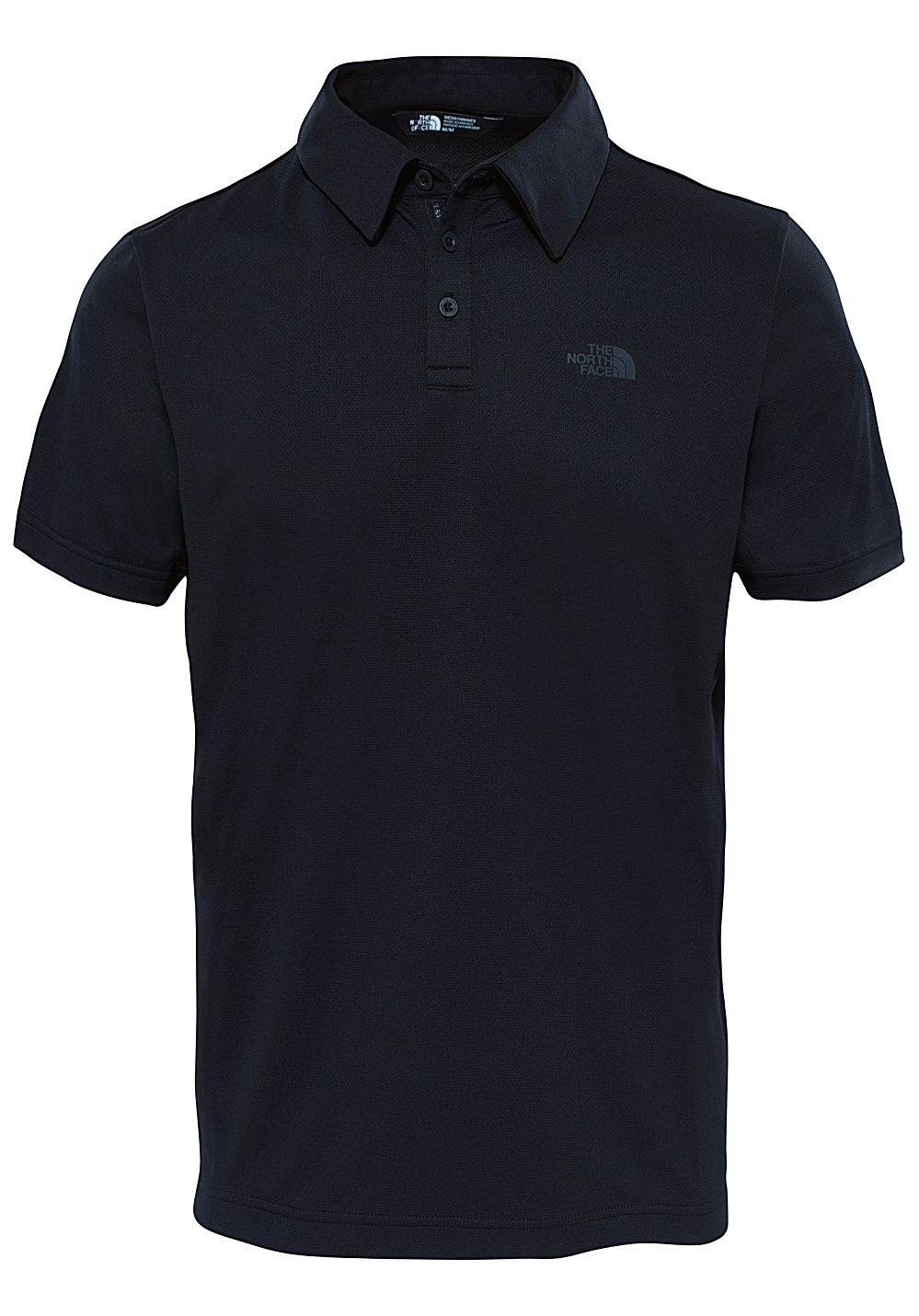 33c675182 THE NORTH FACE Tanken - Polo Shirt for Men - Black