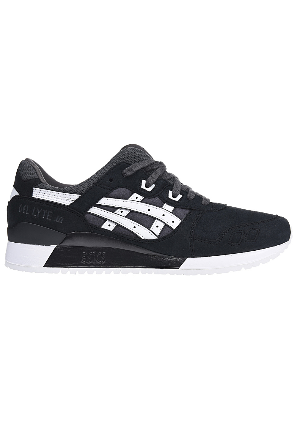 best service c3bb3 3d701 Asics Tiger Gel-Lyte III - Sneakers for Men - Black