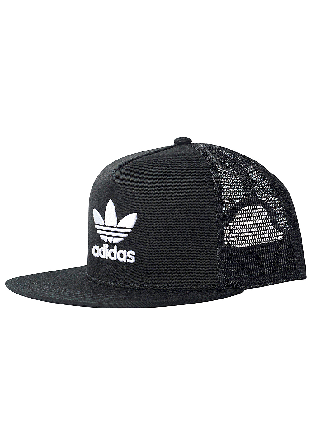 ADIDAS ORIGINALS Trefoil - Berretto da baseball - Nero - Planet Sports c03d6578d924