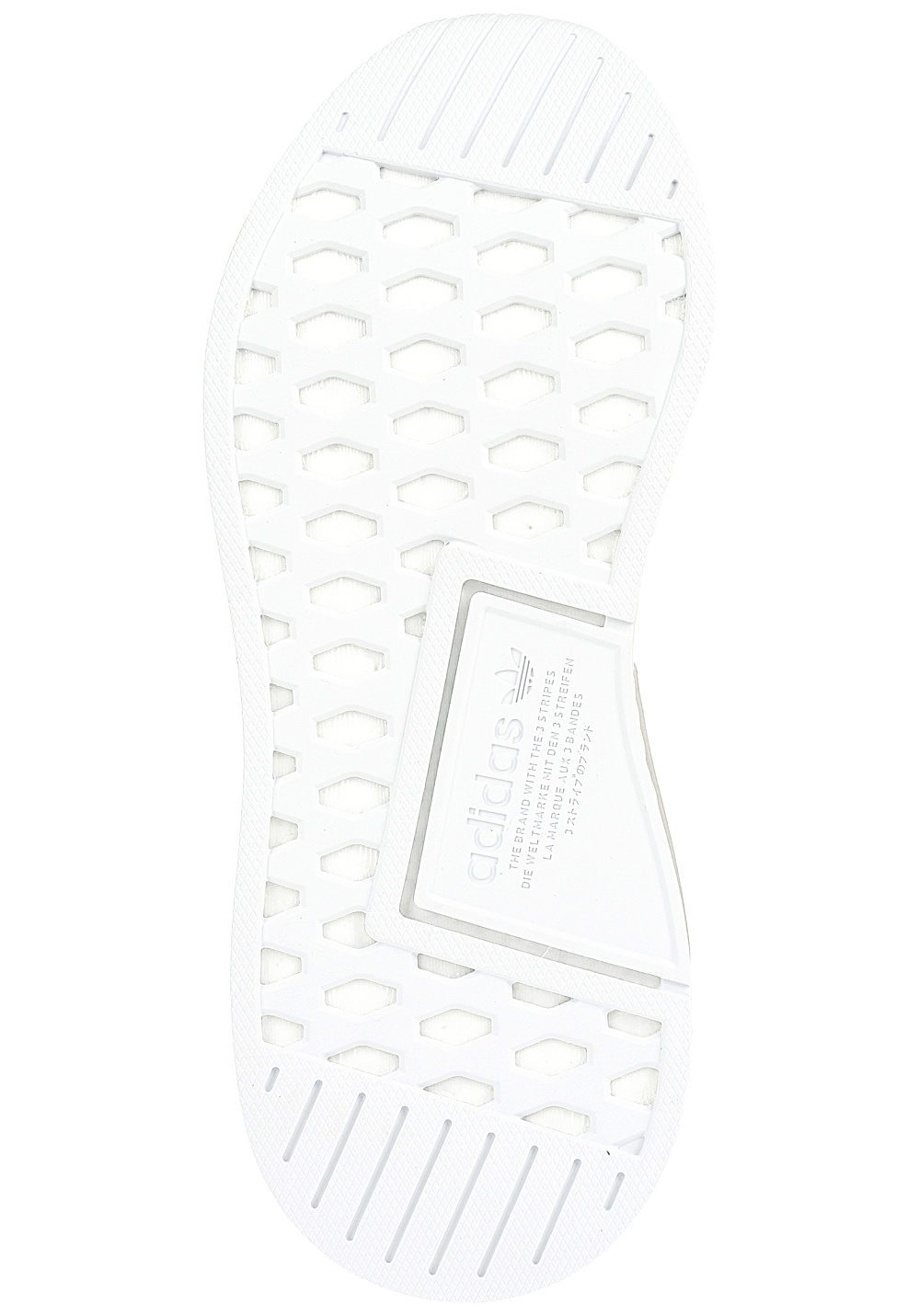 cae37e980ef9c ADIDAS ORIGINALS NMD R2 Primeknit - Sneakers for Women - White ...