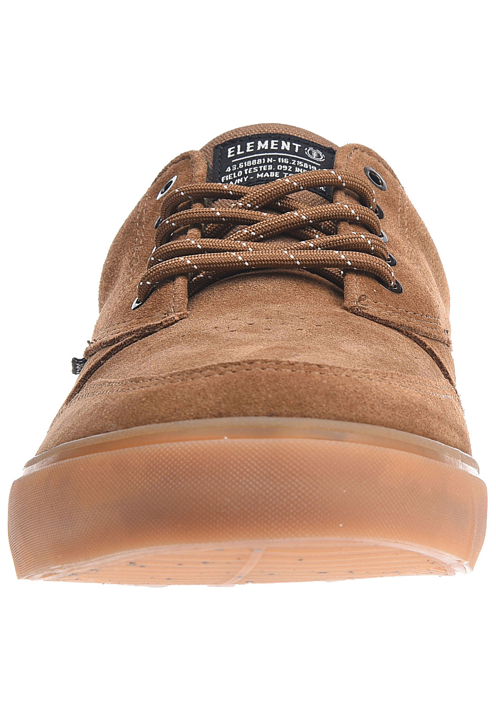 59b84ce4f8f18 Element Topaz C3 - Sneakers for Men - Brown