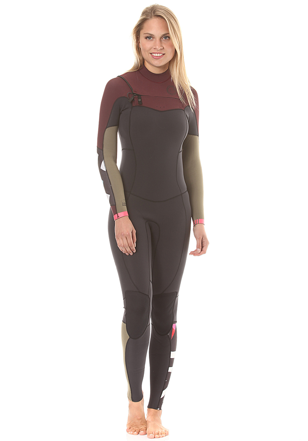 Next. -10%. This product is currently out of stock. BILLABONG. Salty Dayz 3 2mm  Chest Zip - Wetsuit for Women e24aa72bd