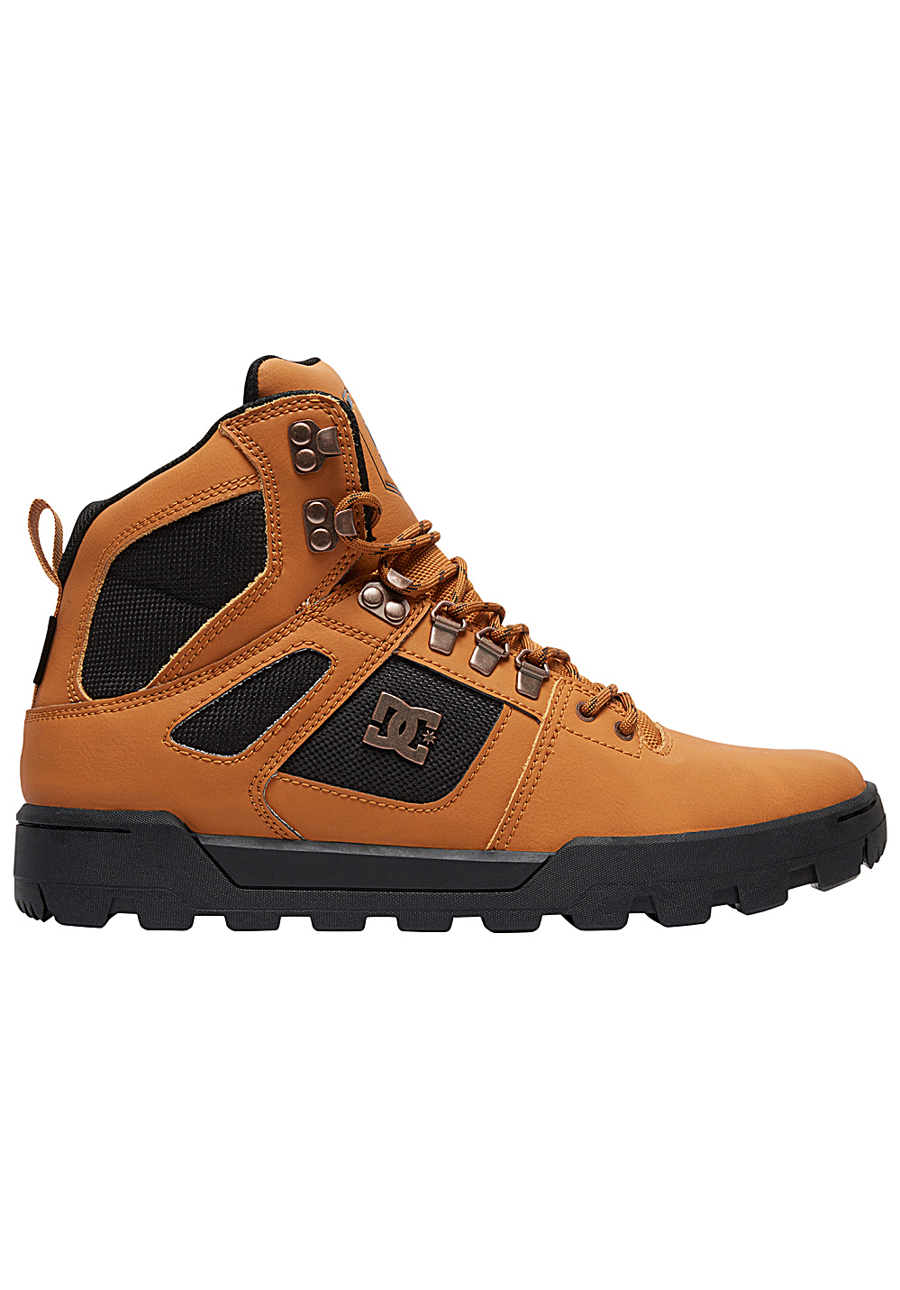 DC Spartan High Winter - Boots for Men - Brown - Planet Sports