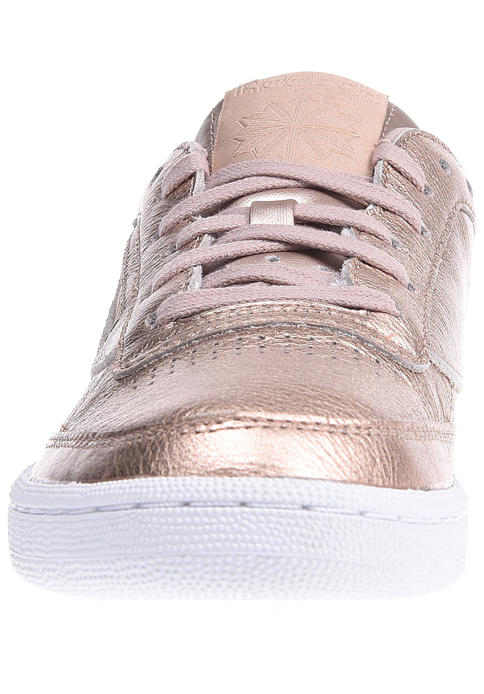 5891bad5738a3 Reebok Club C 85 Melted Metal - Sneakers for Women - Pink - Planet ...