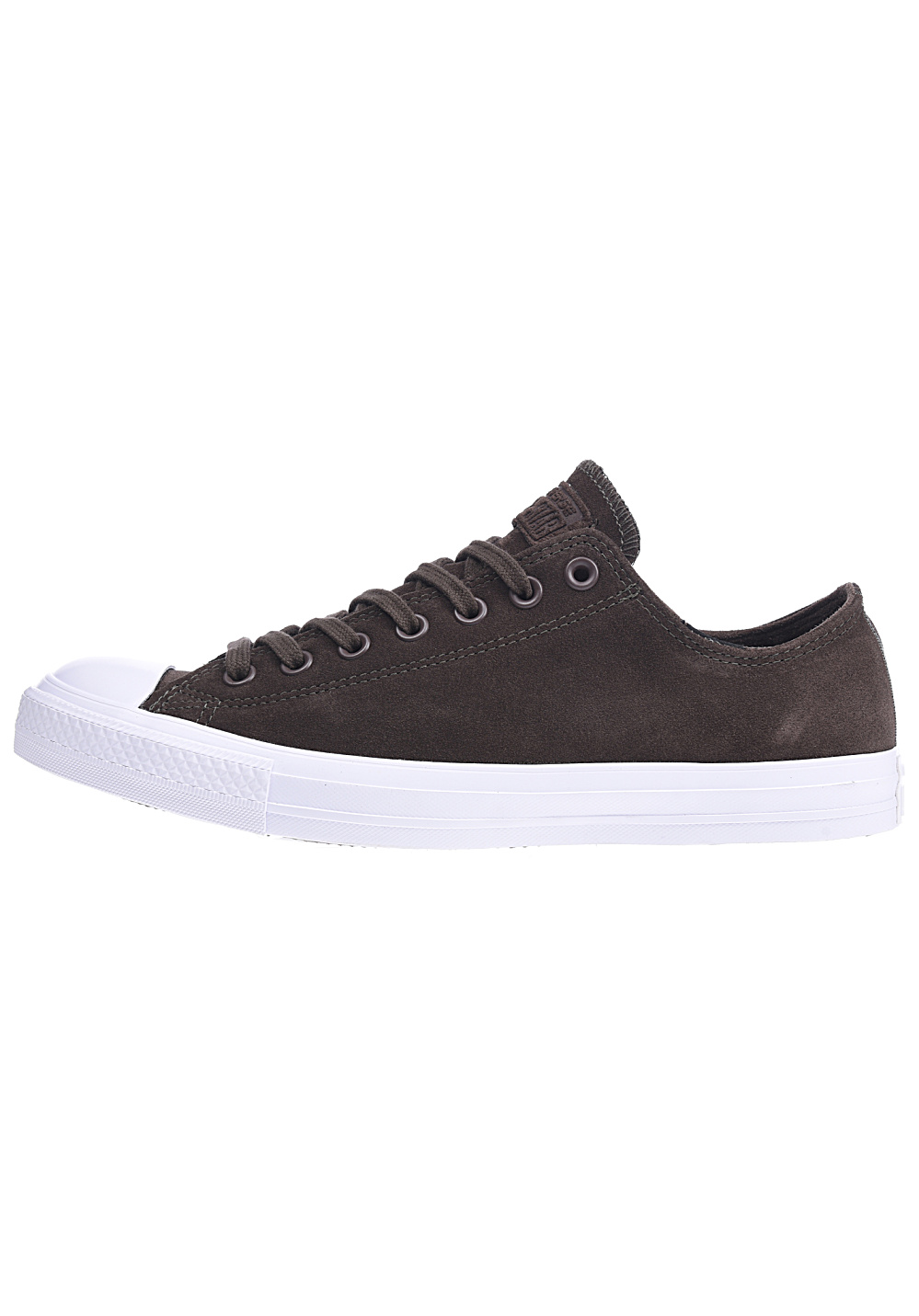 Baskets pour Femme Converse Chuck Taylor All Star Ox Marron