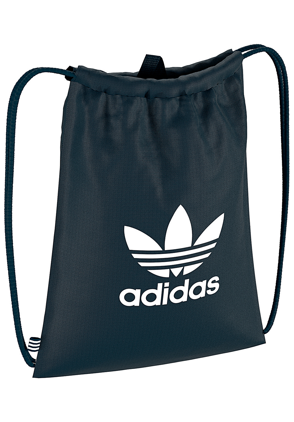 1c2ad3732f698 ADIDAS ORIGINALS Gymsack Trefoil - Gym Bag - Blue - Planet Sports