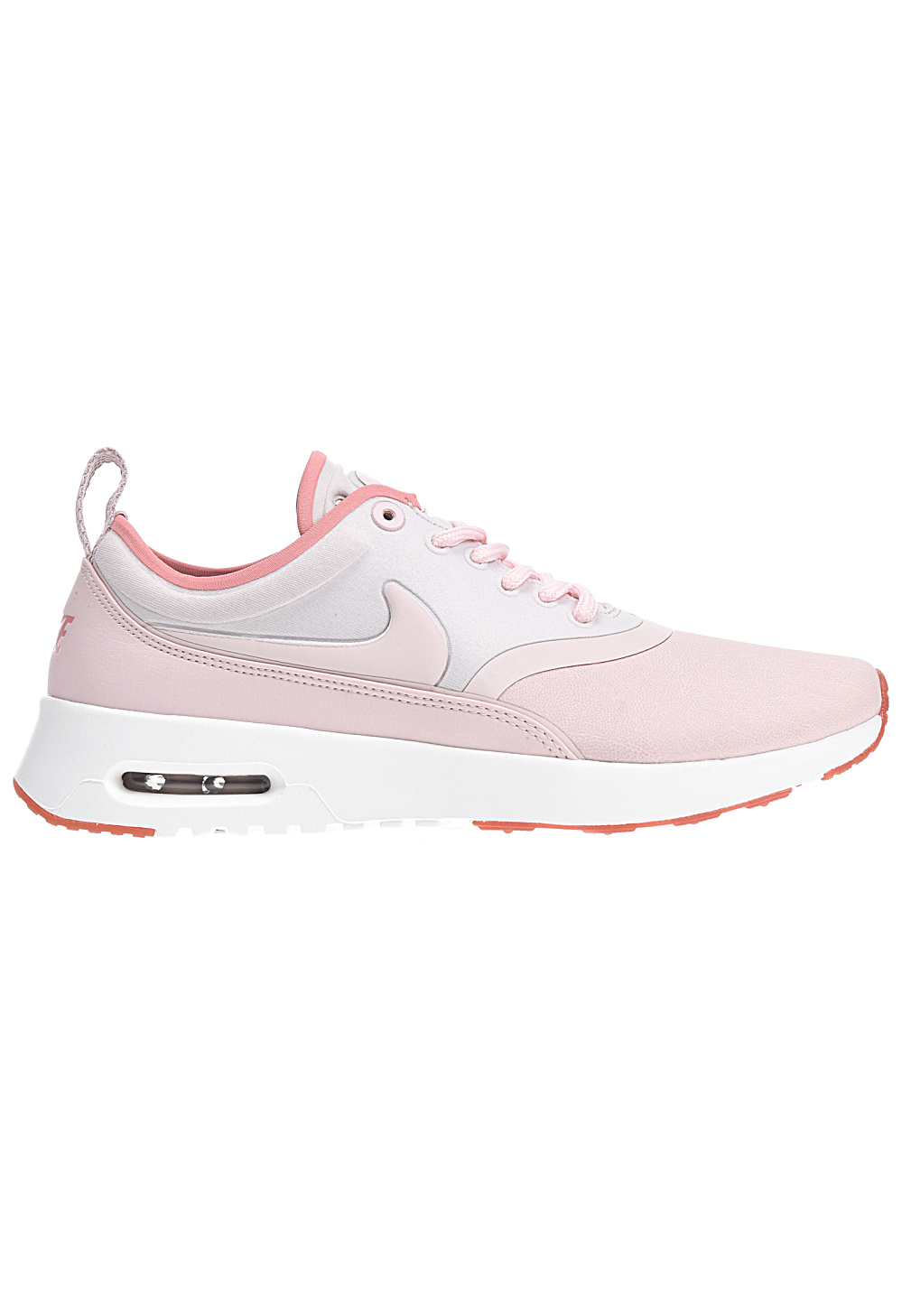 NIKE SPORTSWEAR Air Max Thea Ultra Premium Sneakers for Women Pink