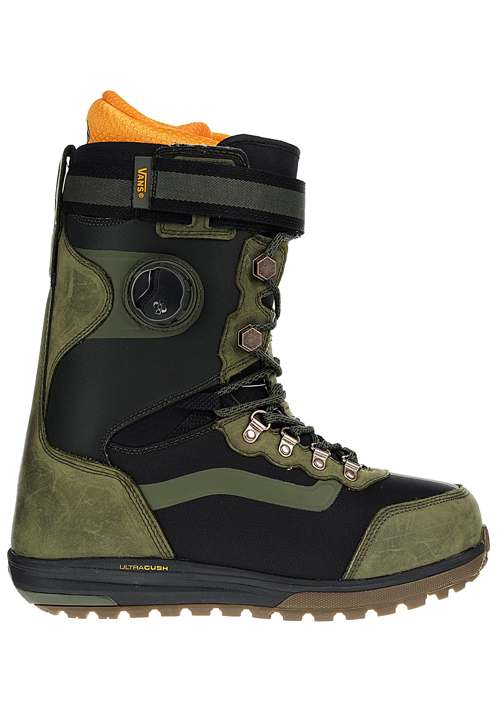 3b8a825bf8 Vans Infuse - Snowboard Boots for Men - Green