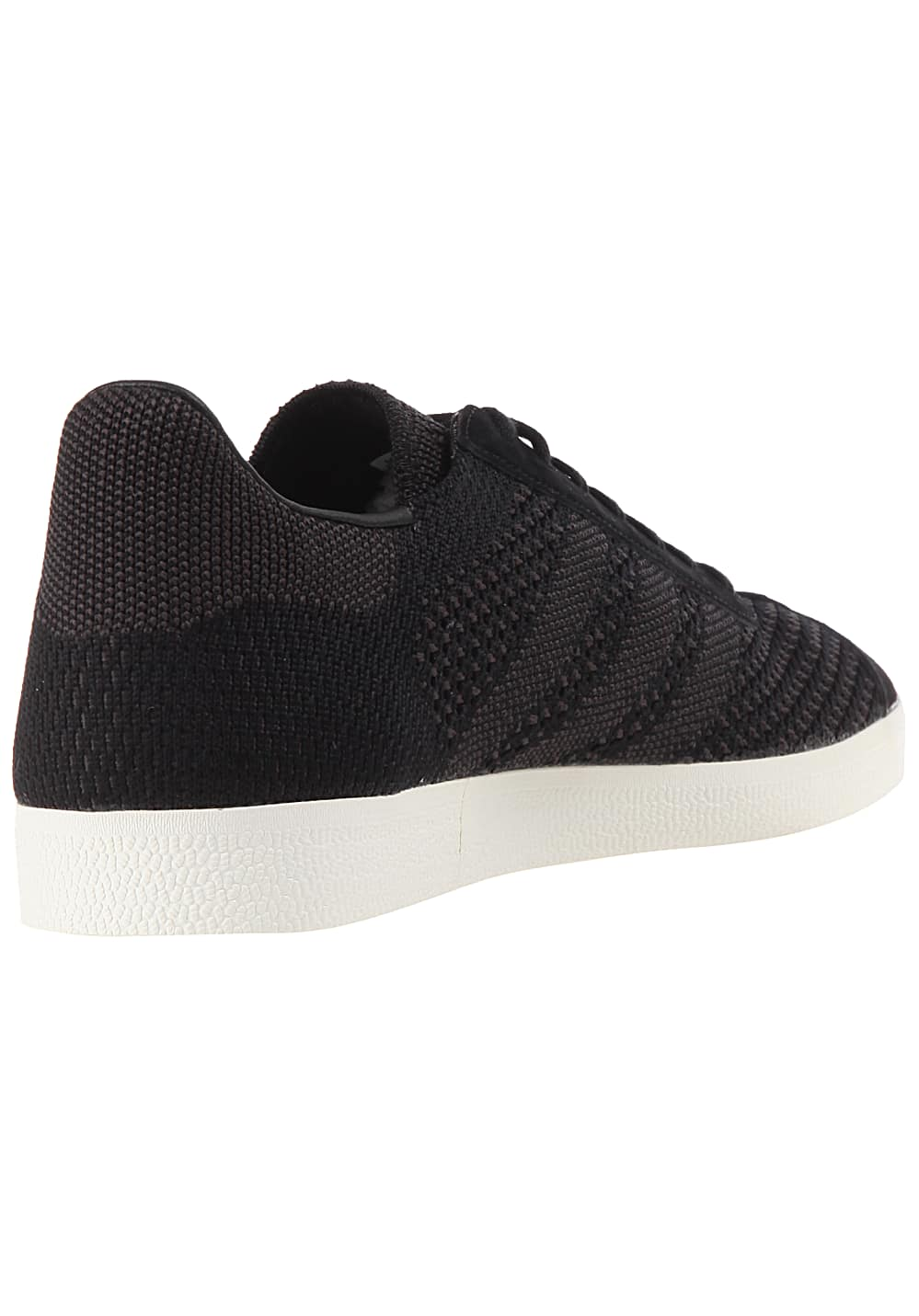 ADIDAS ORIGINALS Gazelle Primeknit Baskets Noir