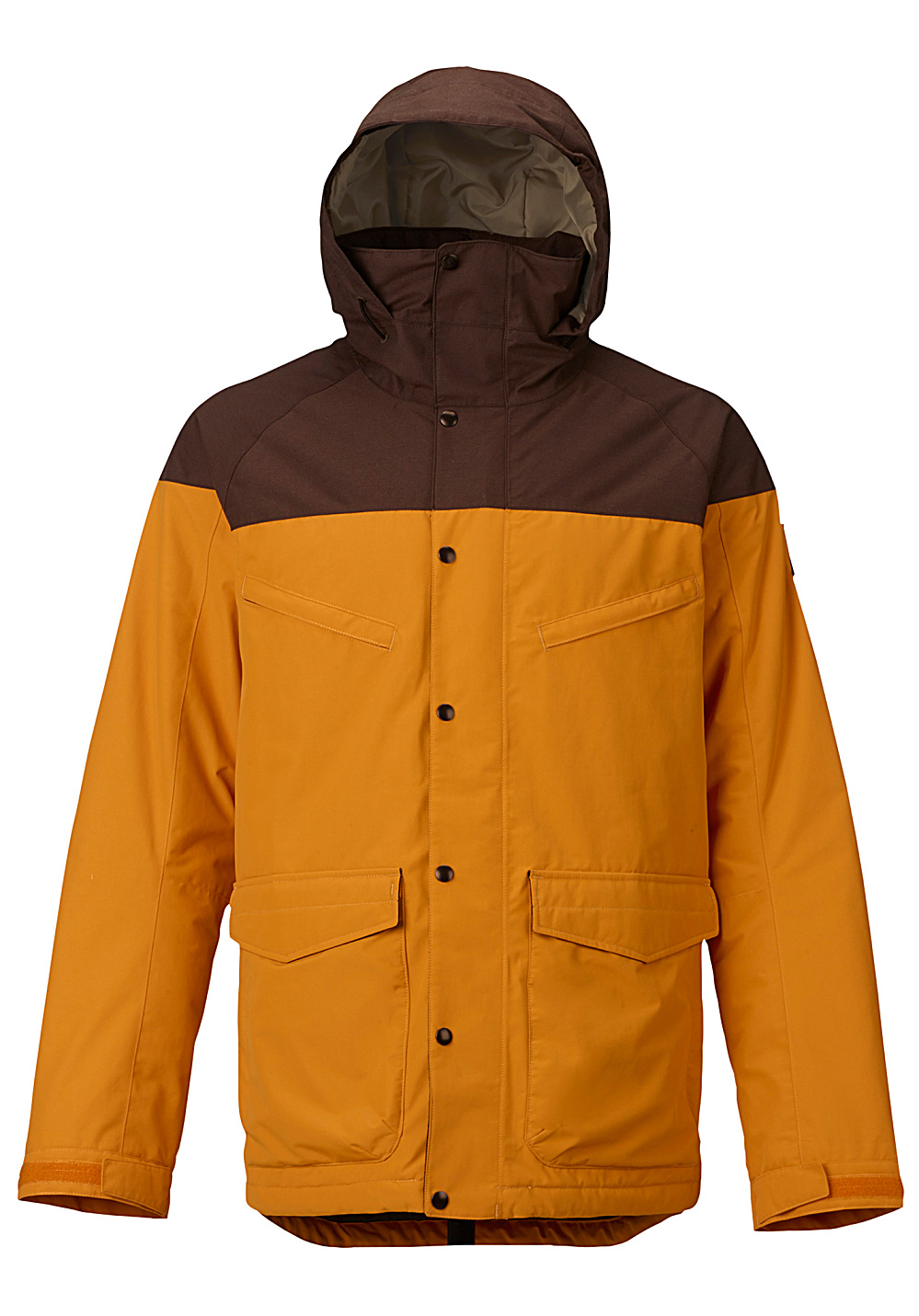Burton Breach Veste de snowboard pour Homme Orange