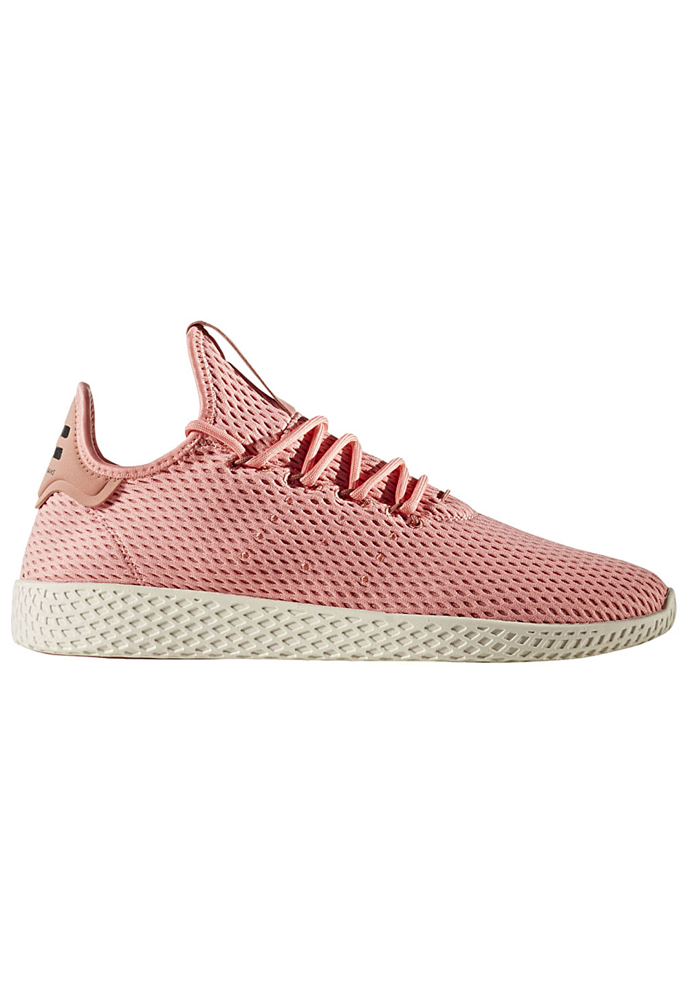 ADIDAS ORIGINALS Pharrell Williams Tennis HU Baskets Rose