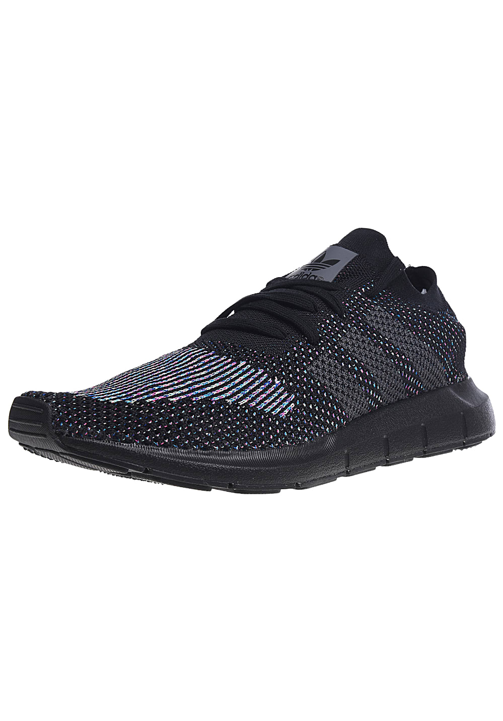 a79868fea8b7d ADIDAS ORIGINALS Swift Run Primeknit - Sneakers - Black - Planet Sports