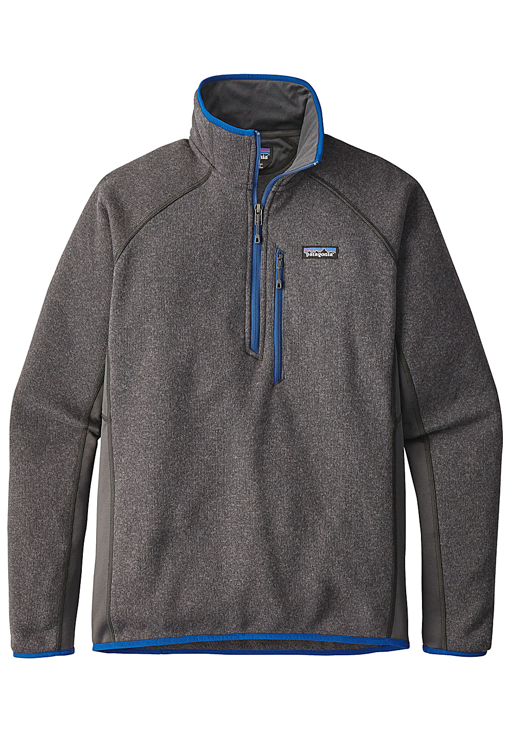 PATAGONIA Performance Better 14 Zip Pull polaire pour Homme Gris