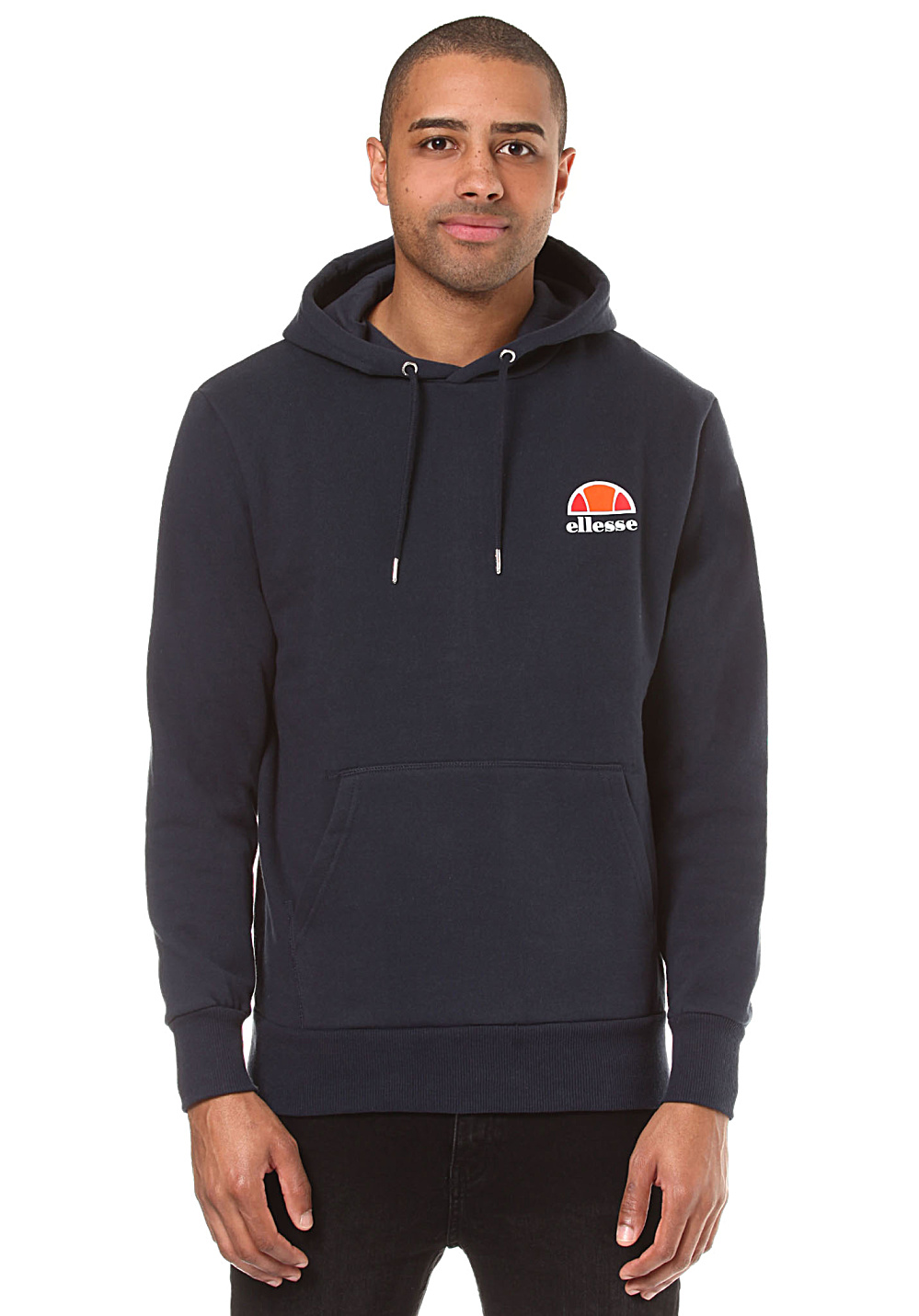 a635f0f7 ELLESSE Toce - Hooded Sweatshirt for Men - Blue