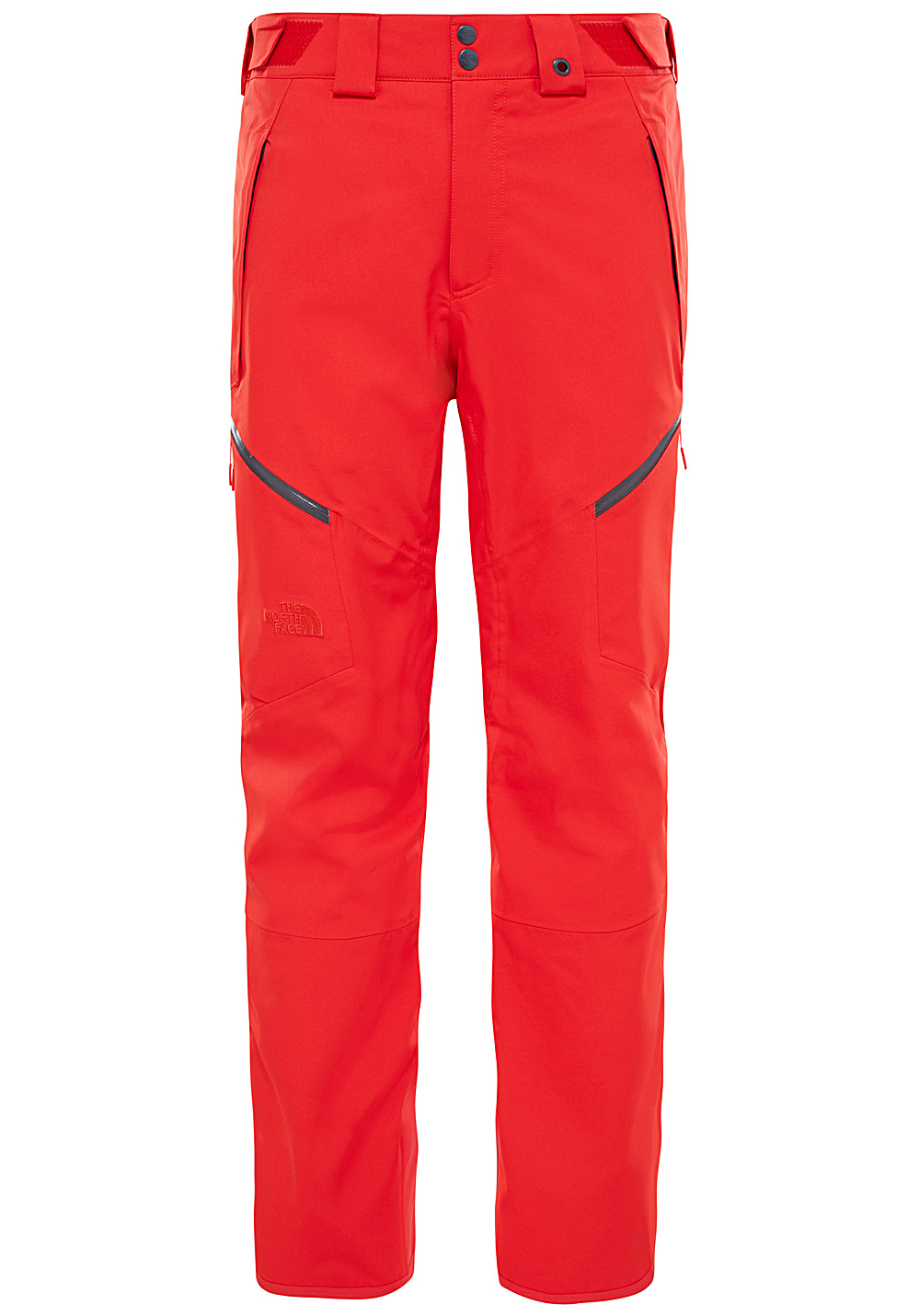 5e2fdfced THE NORTH FACE Chakal - Snowboard Pants for Men - Red - Planet Sports