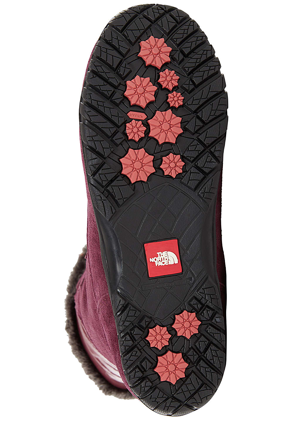 8da9829d0 THE NORTH FACE Nuptse Purna II - Boots for Women - Red