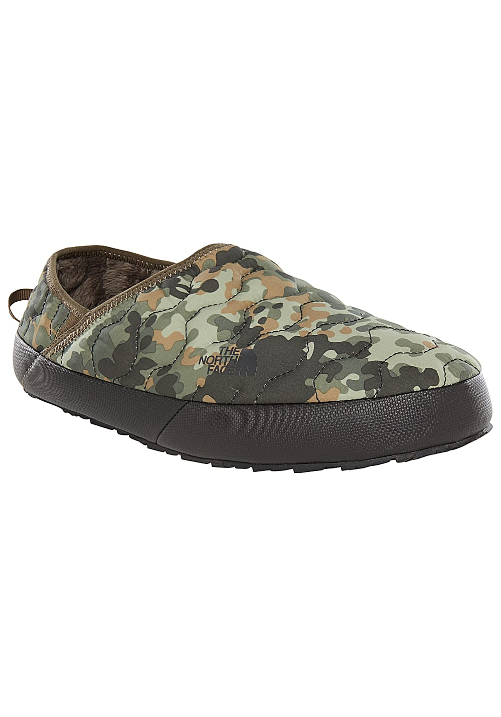 more photos 70039 44002 THE NORTH FACE TB Traction Mule IV - Pantofole per Uomo - Camouflage