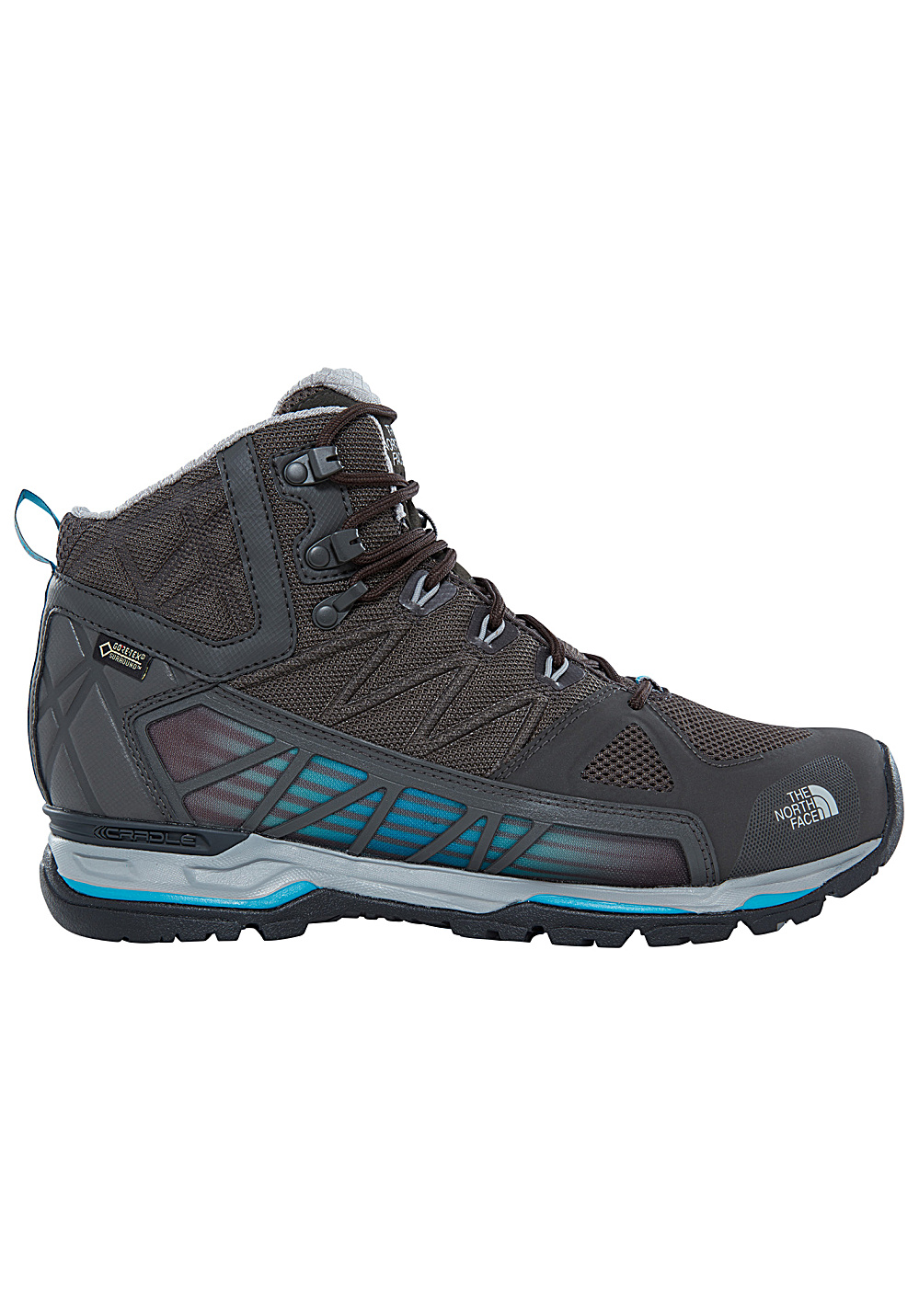 promo code d04ef 8486f THE NORTH FACE Ultra Fastpack II Mid GTX - Hiking Shoes for Men - Grey