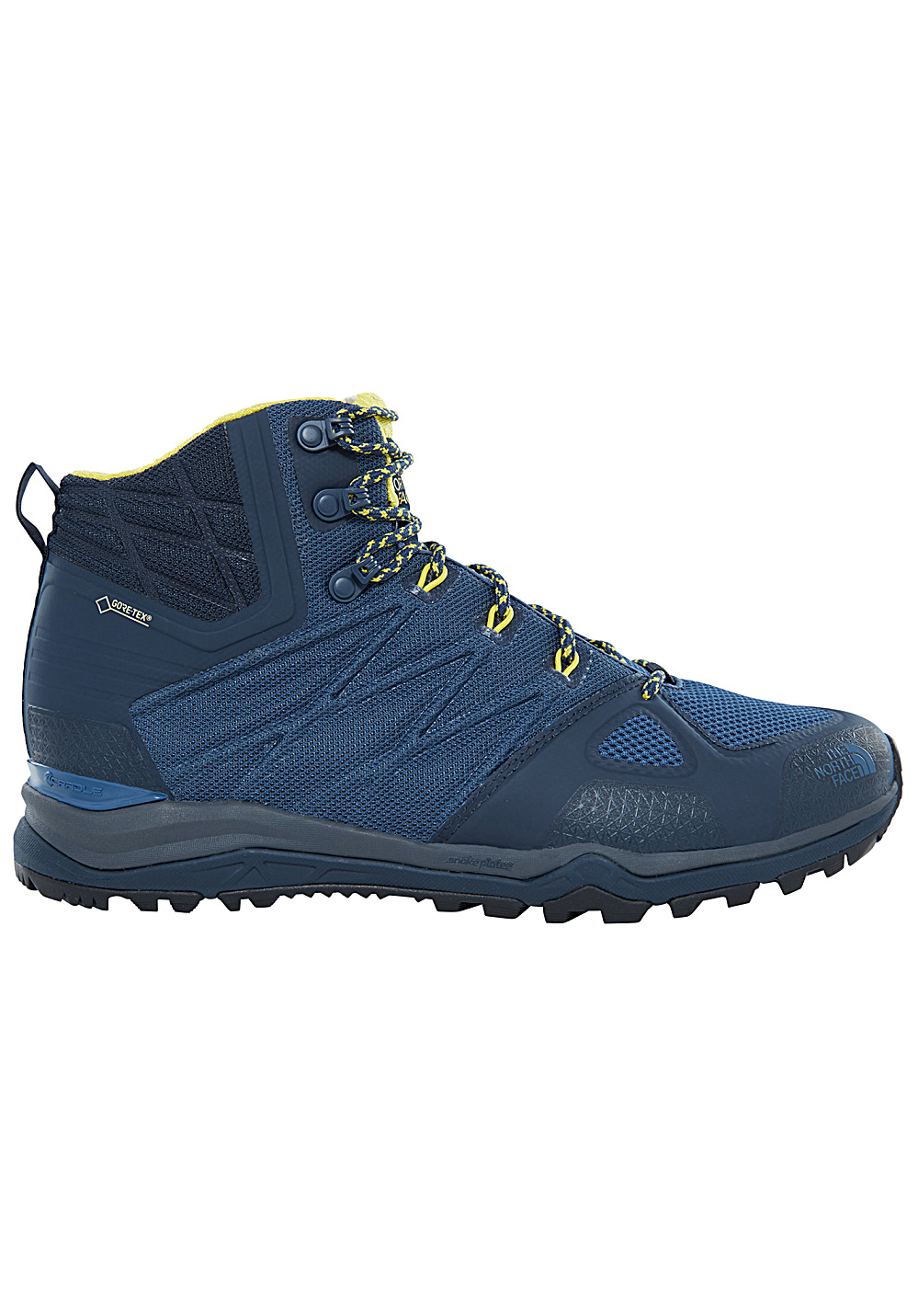 huge discount 49cc0 ebd24 THE NORTH FACE Ultra Fastpack II Mid GTX - Hiking Shoes for Men - Blue