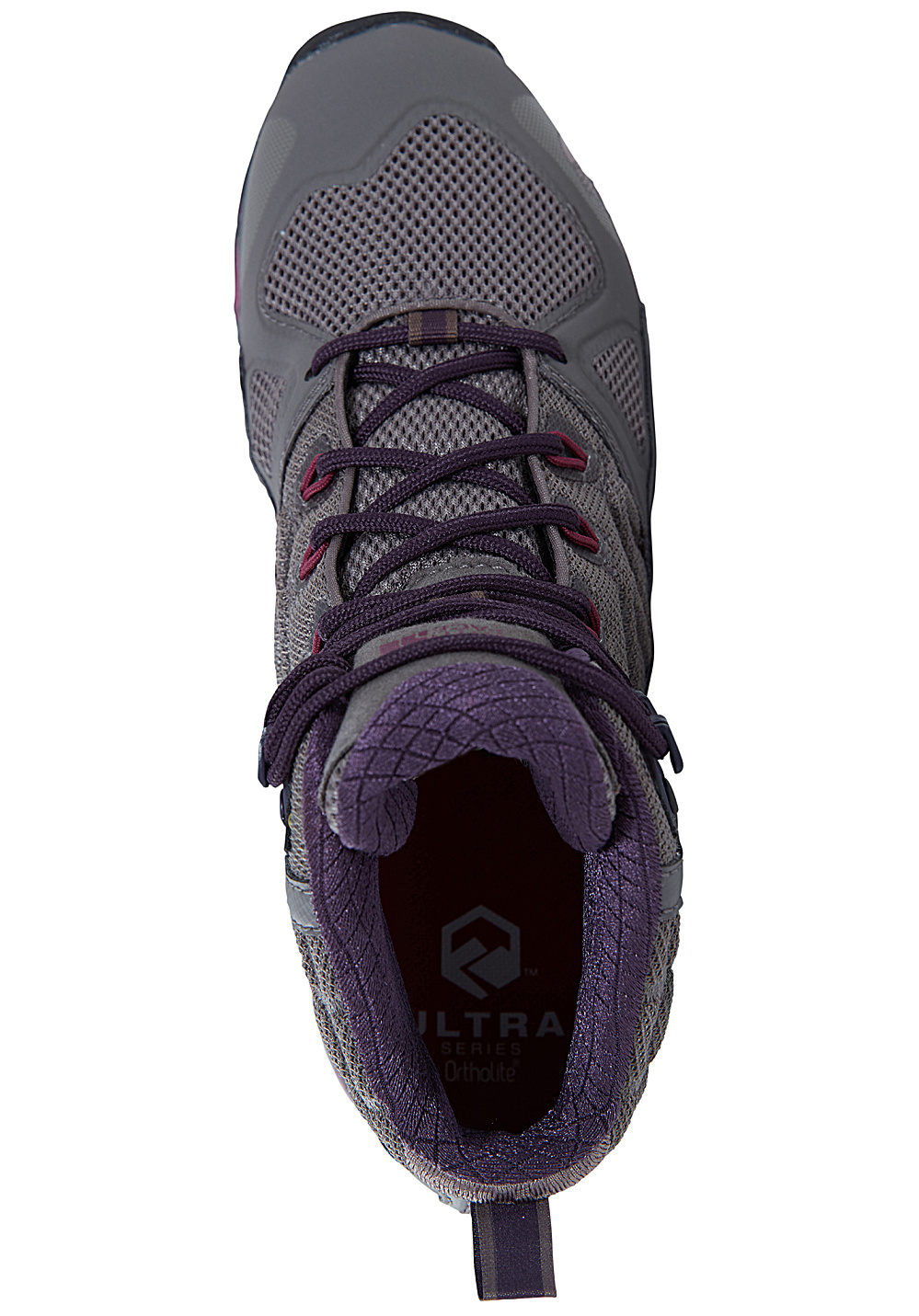wholesale dealer fa9ef 0efcc THE NORTH FACE Ultra GTX Surround Mid - Trekking Shoes for Women - Grey